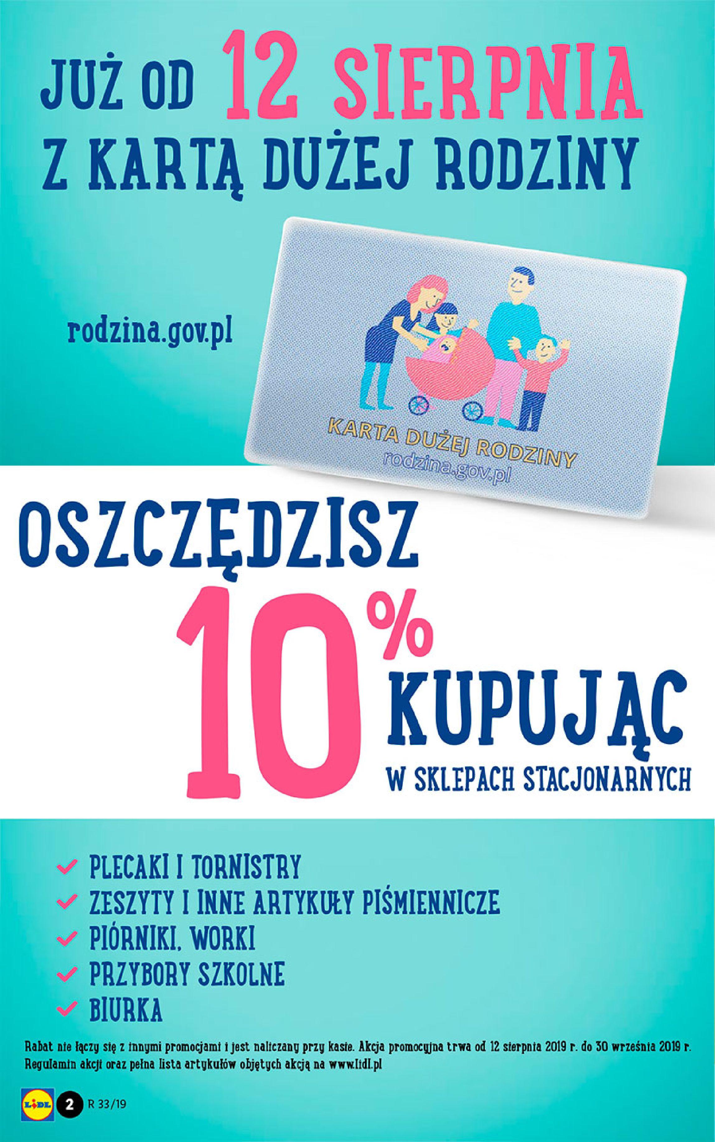 Gazetka Lidl - Katalog-11.08.2019-17.08.2019-page-2