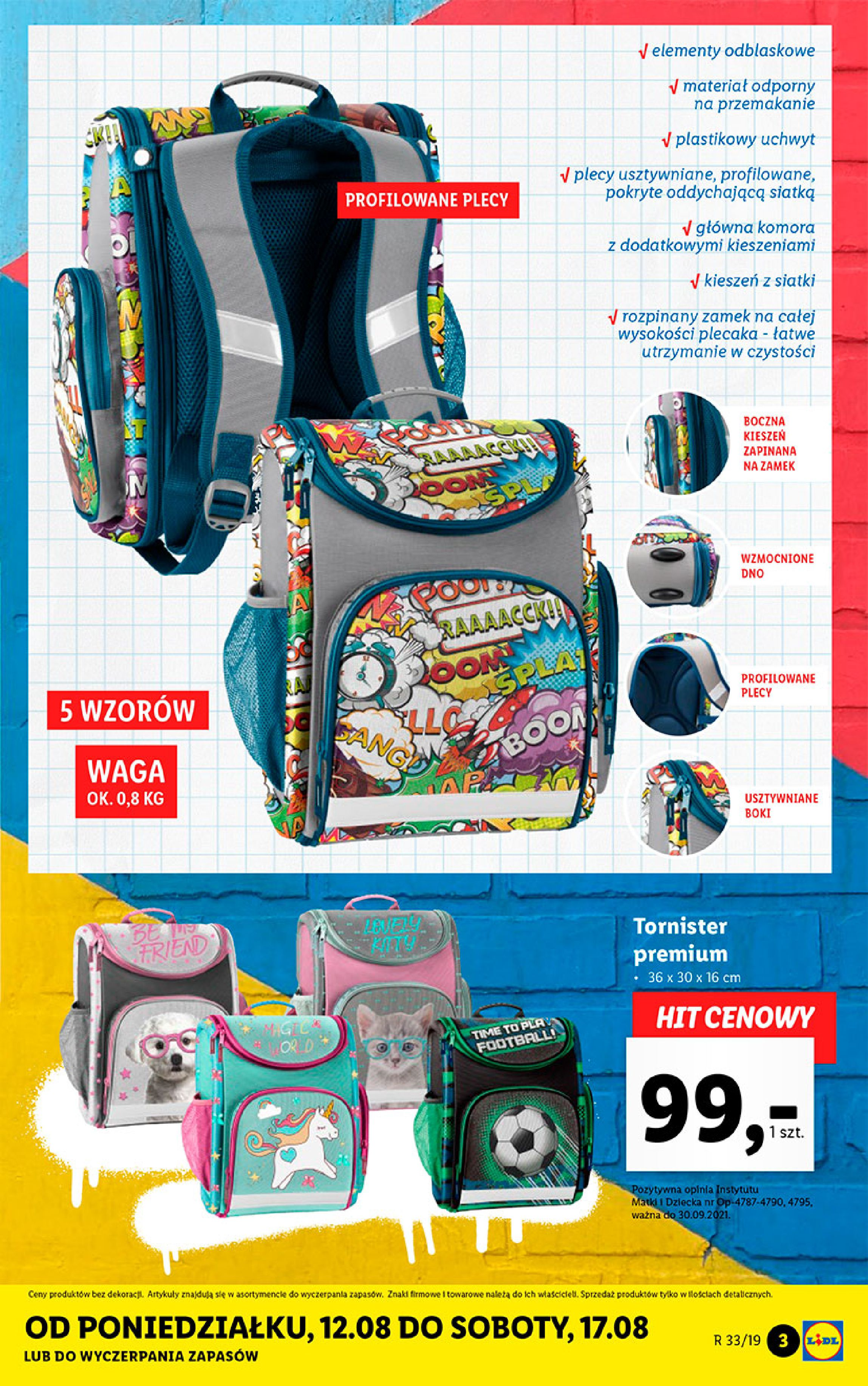 Gazetka Lidl - Katalog-11.08.2019-17.08.2019-page-3