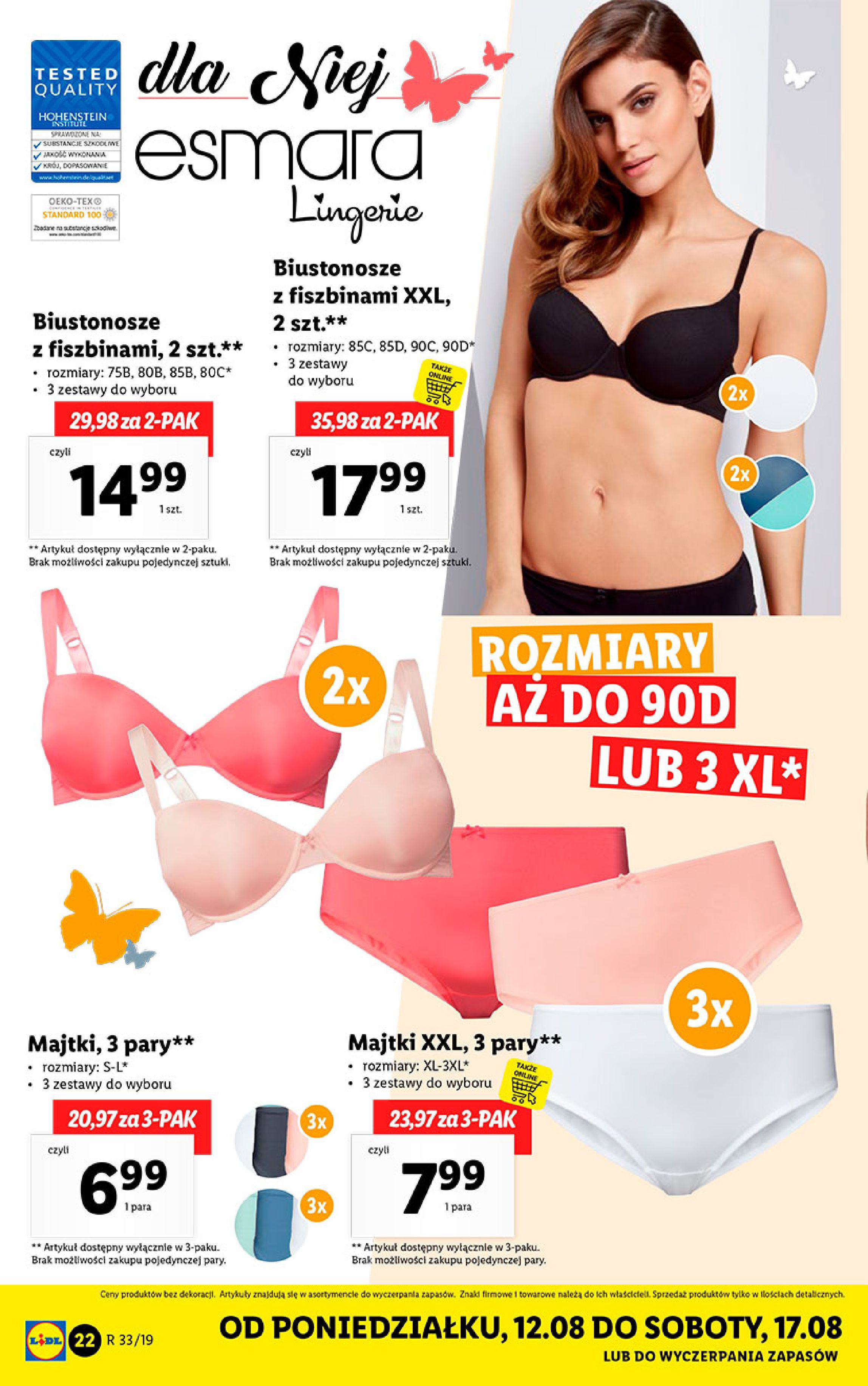 Gazetka Lidl - Katalog-11.08.2019-17.08.2019-page-22