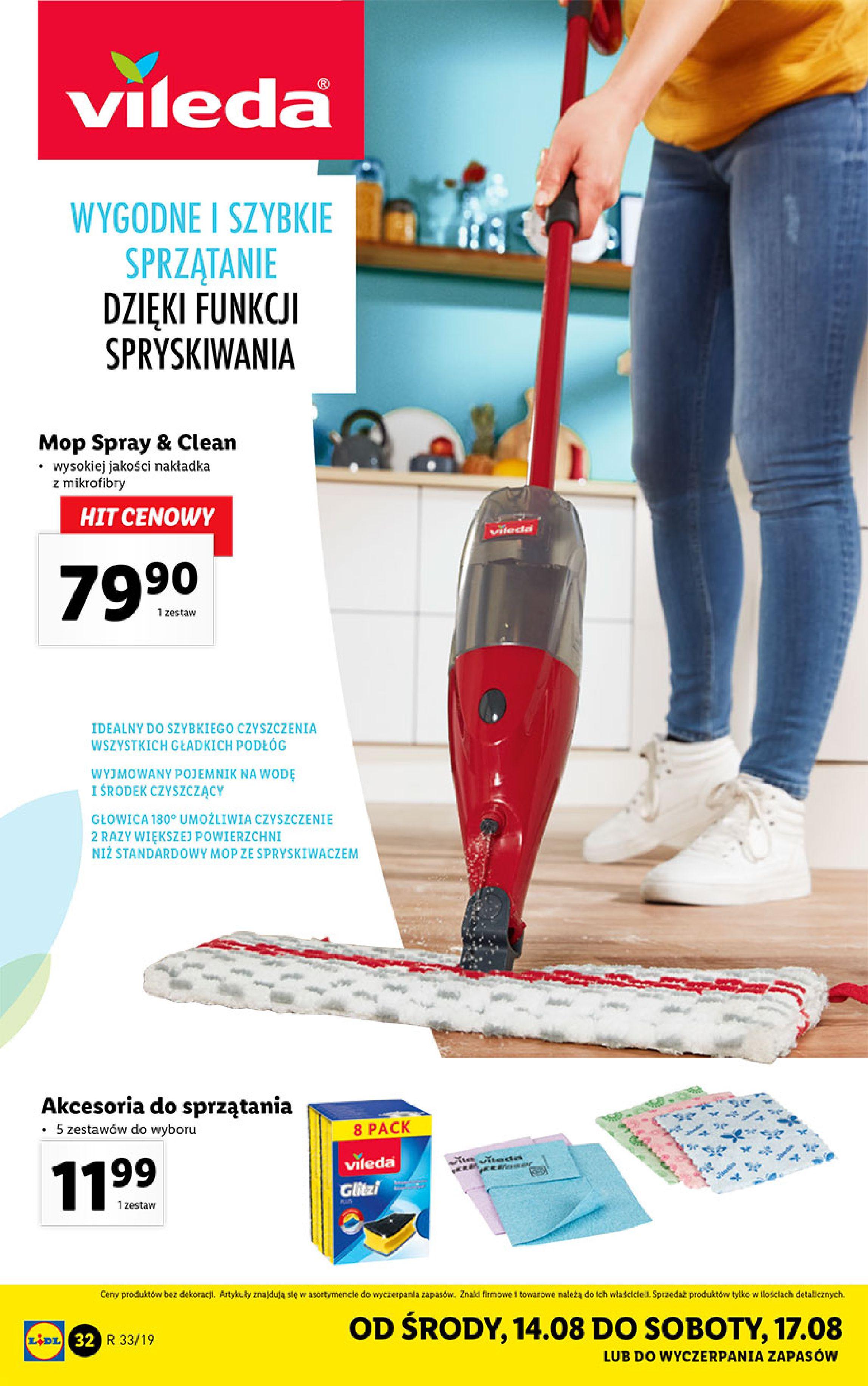 Gazetka Lidl - Katalog-11.08.2019-17.08.2019-page-32