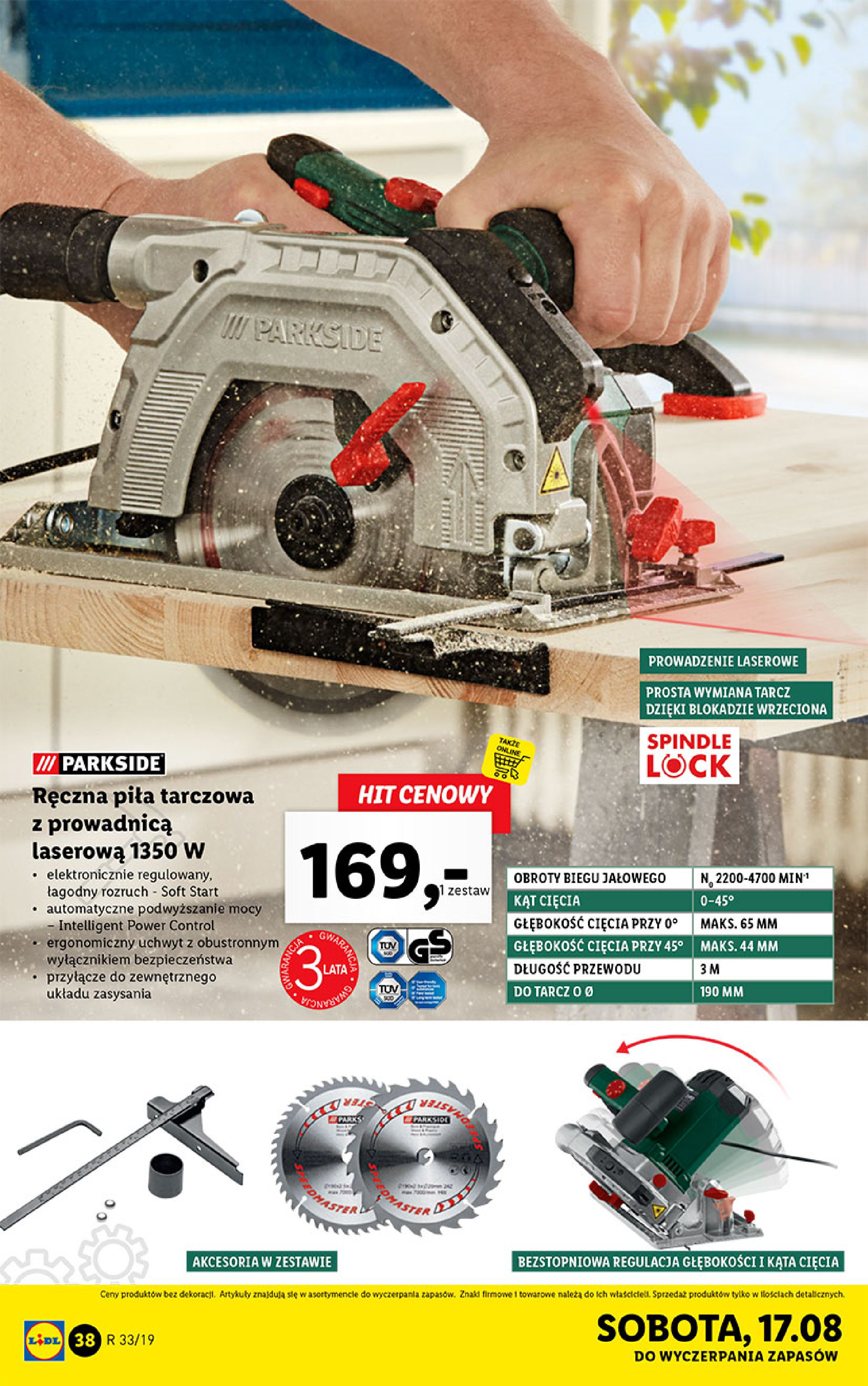 Gazetka Lidl - Katalog-11.08.2019-17.08.2019-page-38