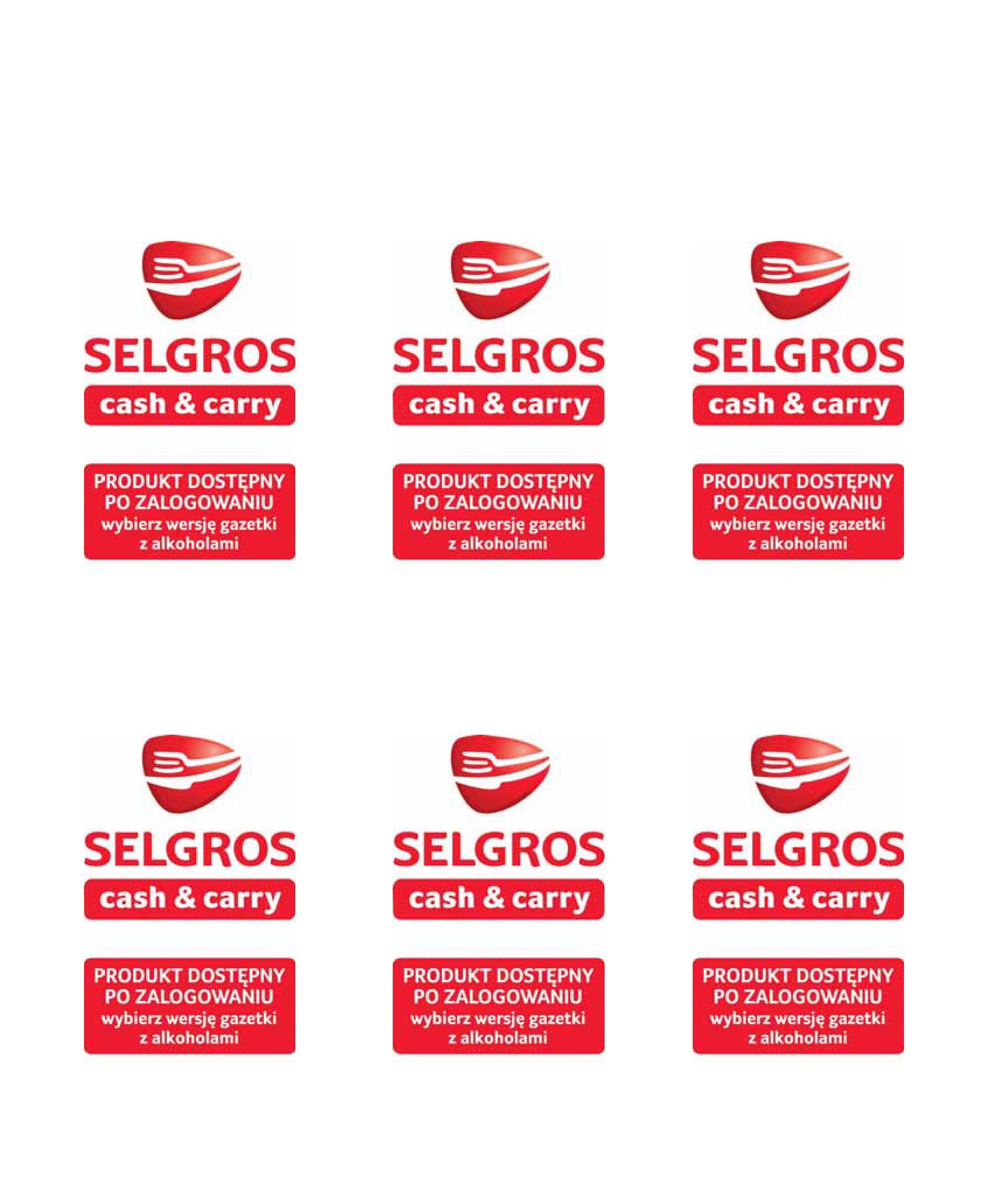 Gazetka Selgros: Oferta spożywcza 2021-01-07 page-23