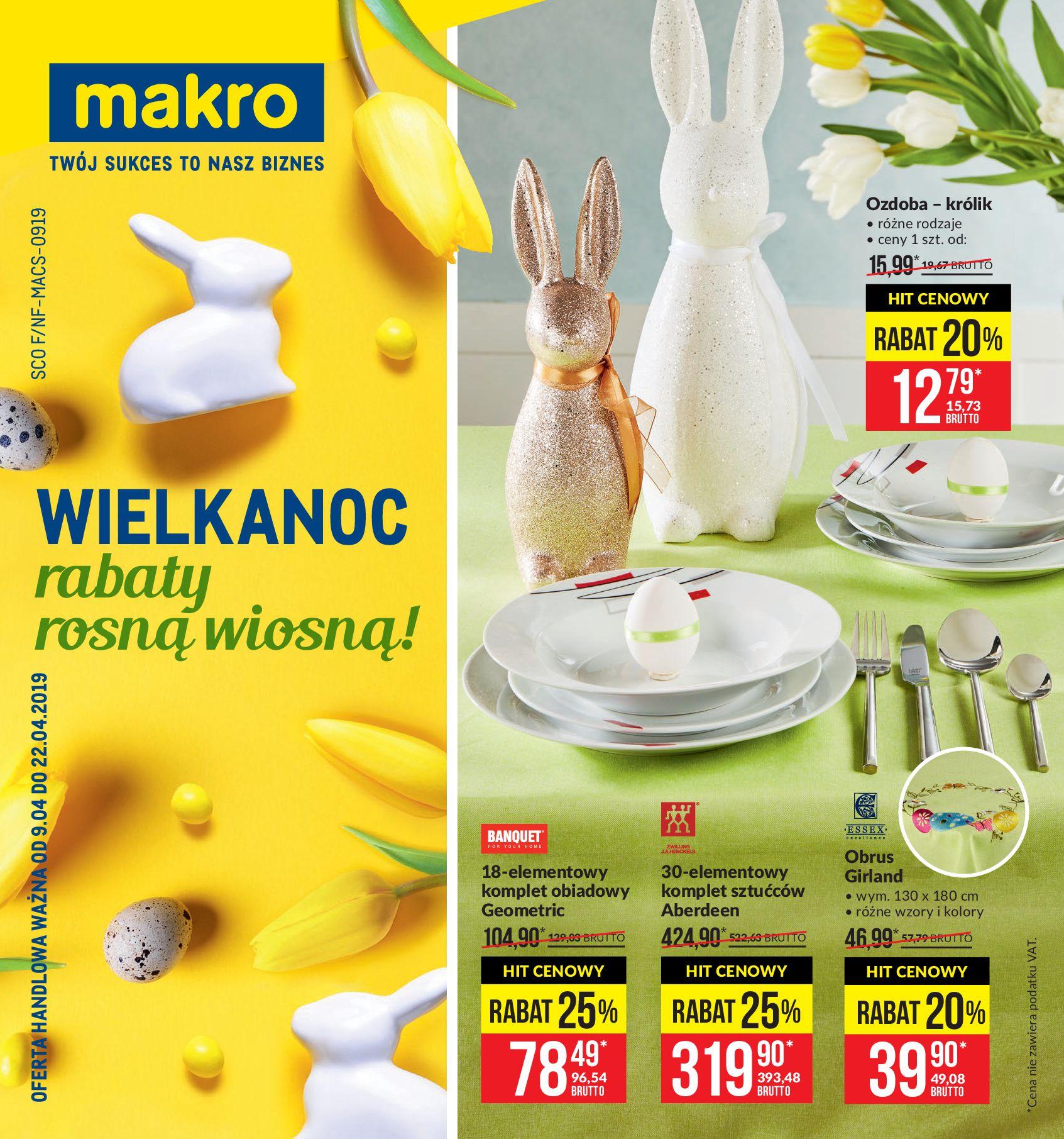 Gazetka Makro - Artykuły przemysłowe-07.04.2019-22.04.2019-page-