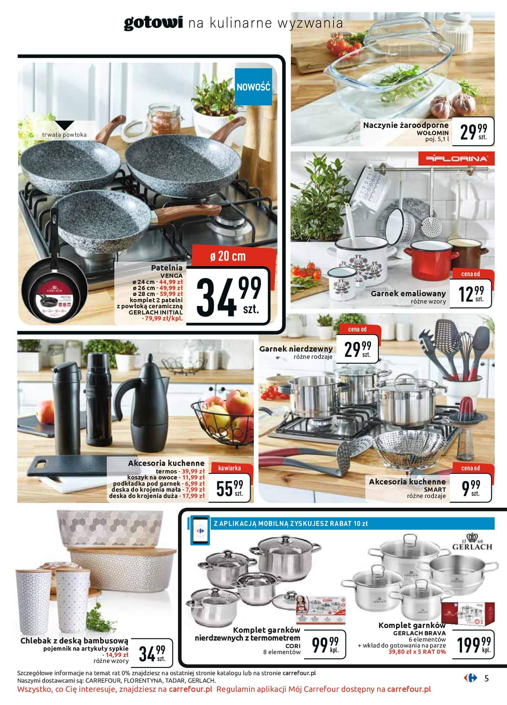 Gazetka Carrefour - Inspirujące wnętrze-11.03.2019-23.03.2019-page-