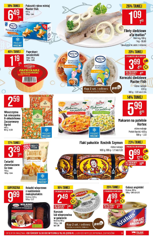 Gazetka Polomarket - Oferta promocyjna-08.10.2019-15.10.2019-page-9