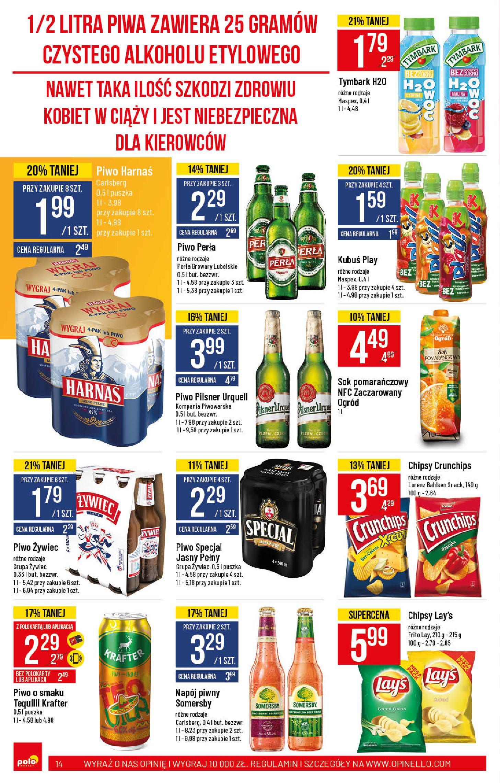 Gazetka Polomarket - Oferta promocyjna-08.10.2019-15.10.2019-page-14