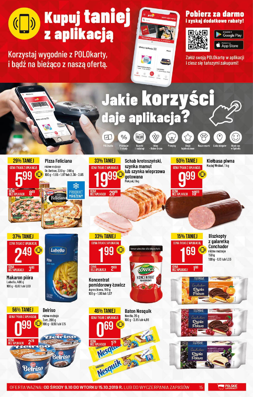 Gazetka Polomarket - Oferta promocyjna-08.10.2019-15.10.2019-page-15