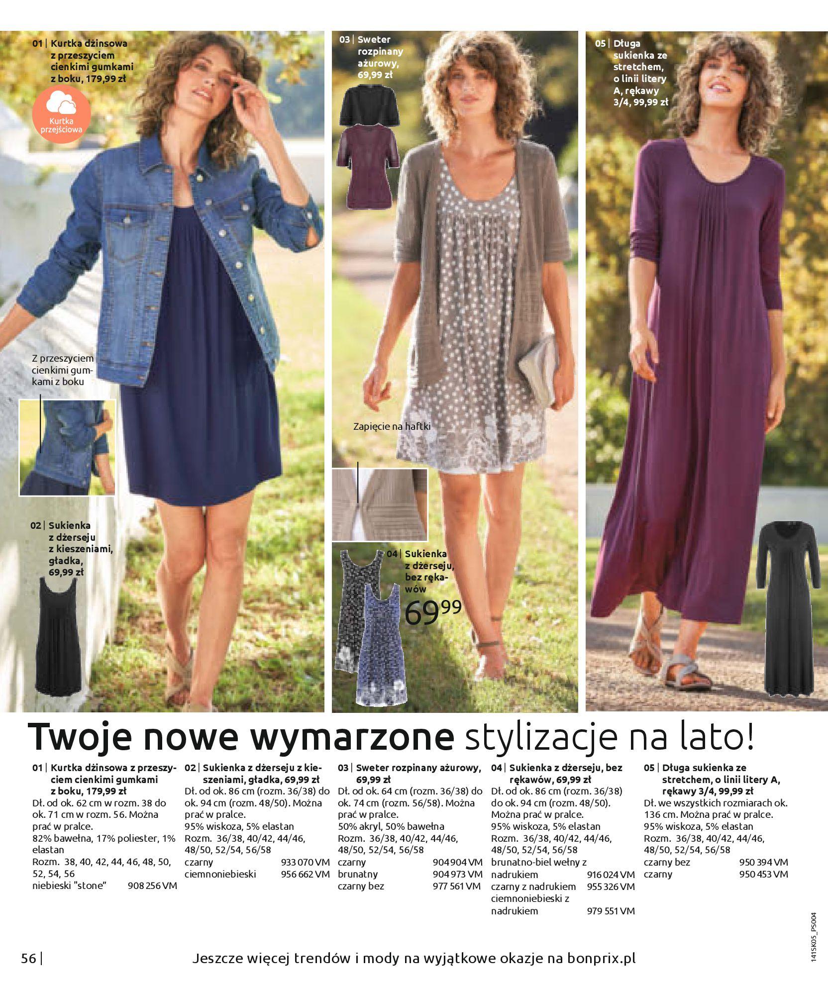 Gazetka Bonprix - Zachwycający look-25.08.2020-18.11.2020-page-58