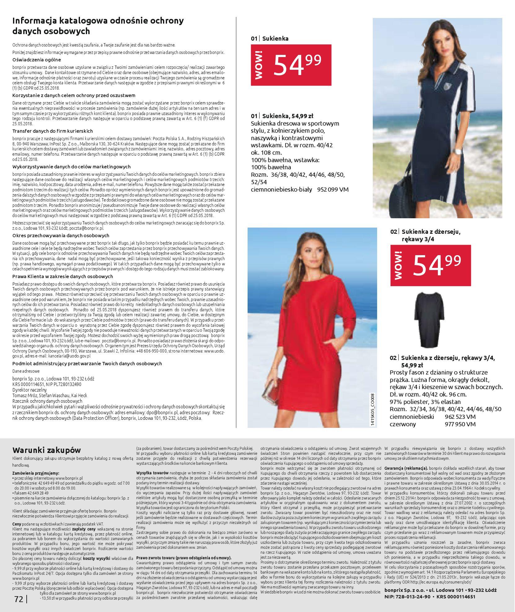 Gazetka Bonprix - Zachwycający look-25.08.2020-18.11.2020-page-74
