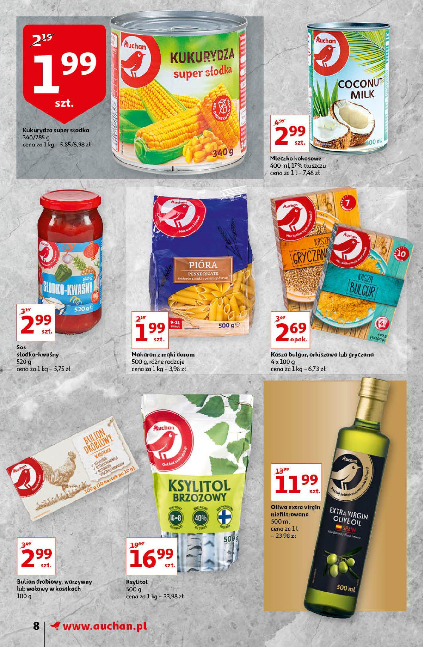 Gazetka Auchan - Oferta Auchan Supermarket 13-19.02.2020-12.02.2020-19.02.2020-page-8