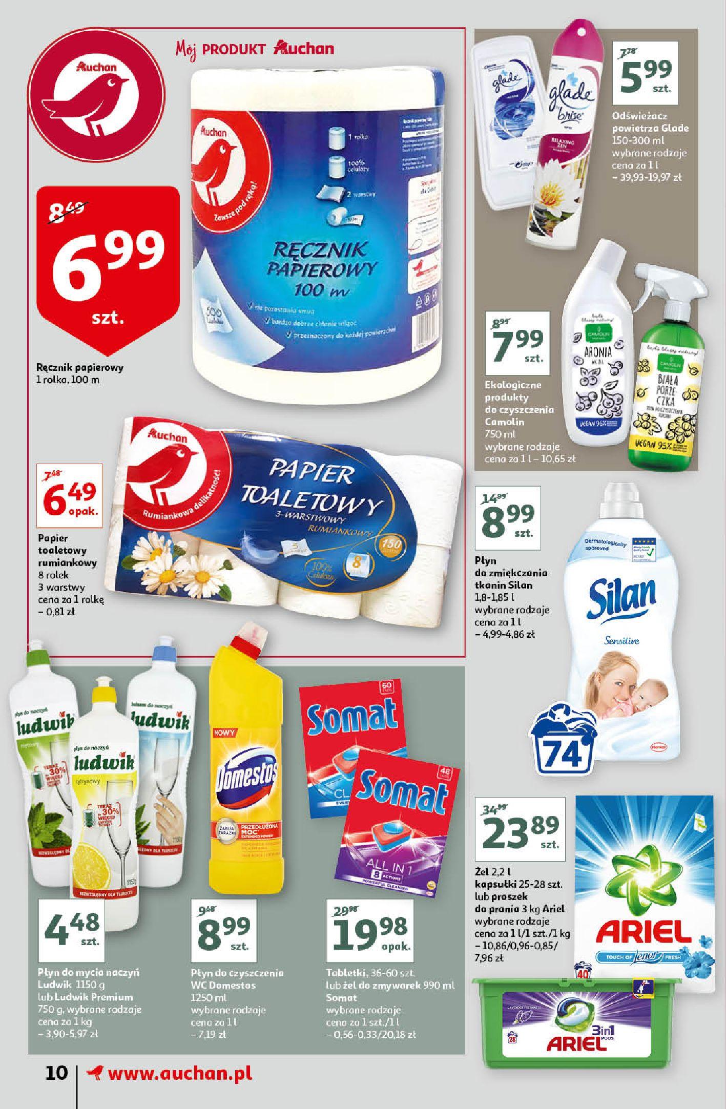 Gazetka Auchan - Oferta Auchan Supermarket 13-19.02.2020-12.02.2020-19.02.2020-page-10