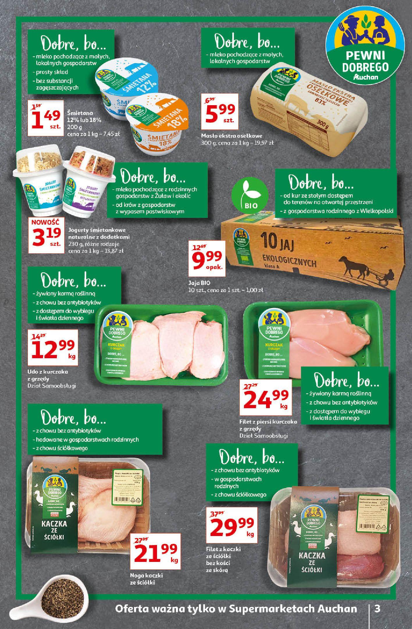 Gazetka Auchan - Oferta Auchan Supermarket 13-19.02.2020-12.02.2020-19.02.2020-page-3