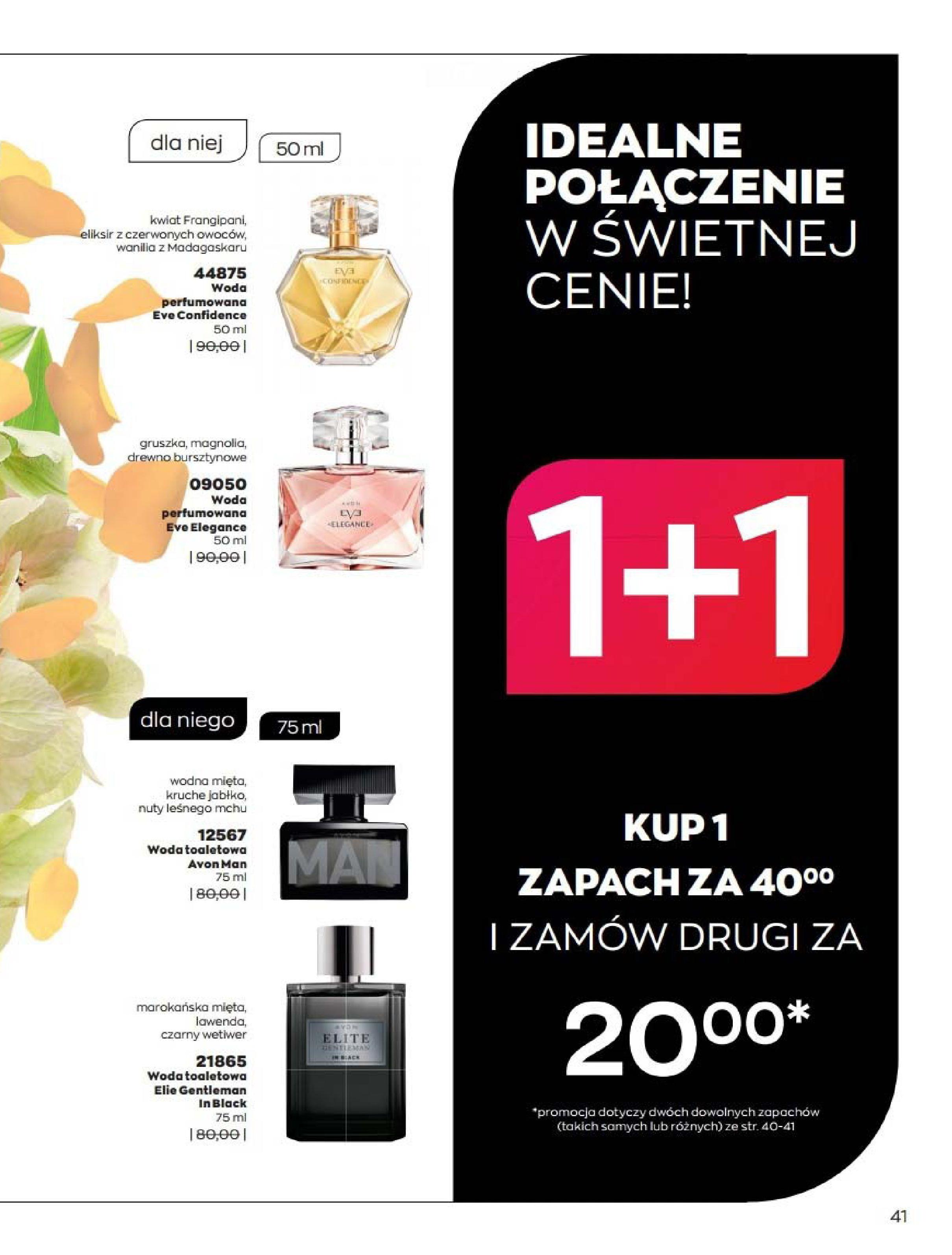 Gazetka Avon: Katalog Luty 2021 2021-02-01 page-41
