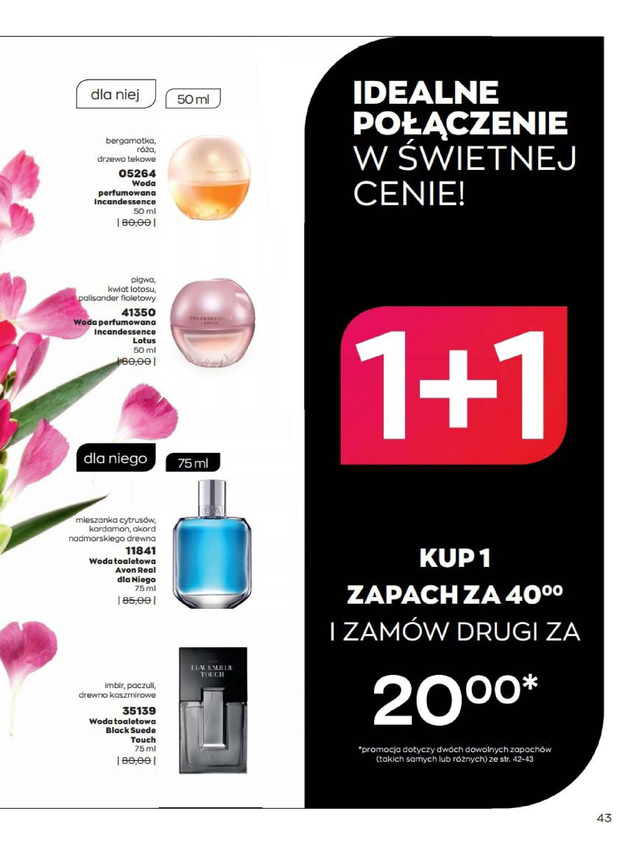 Gazetka Avon: Katalog Luty 2021 2021-02-01 page-43