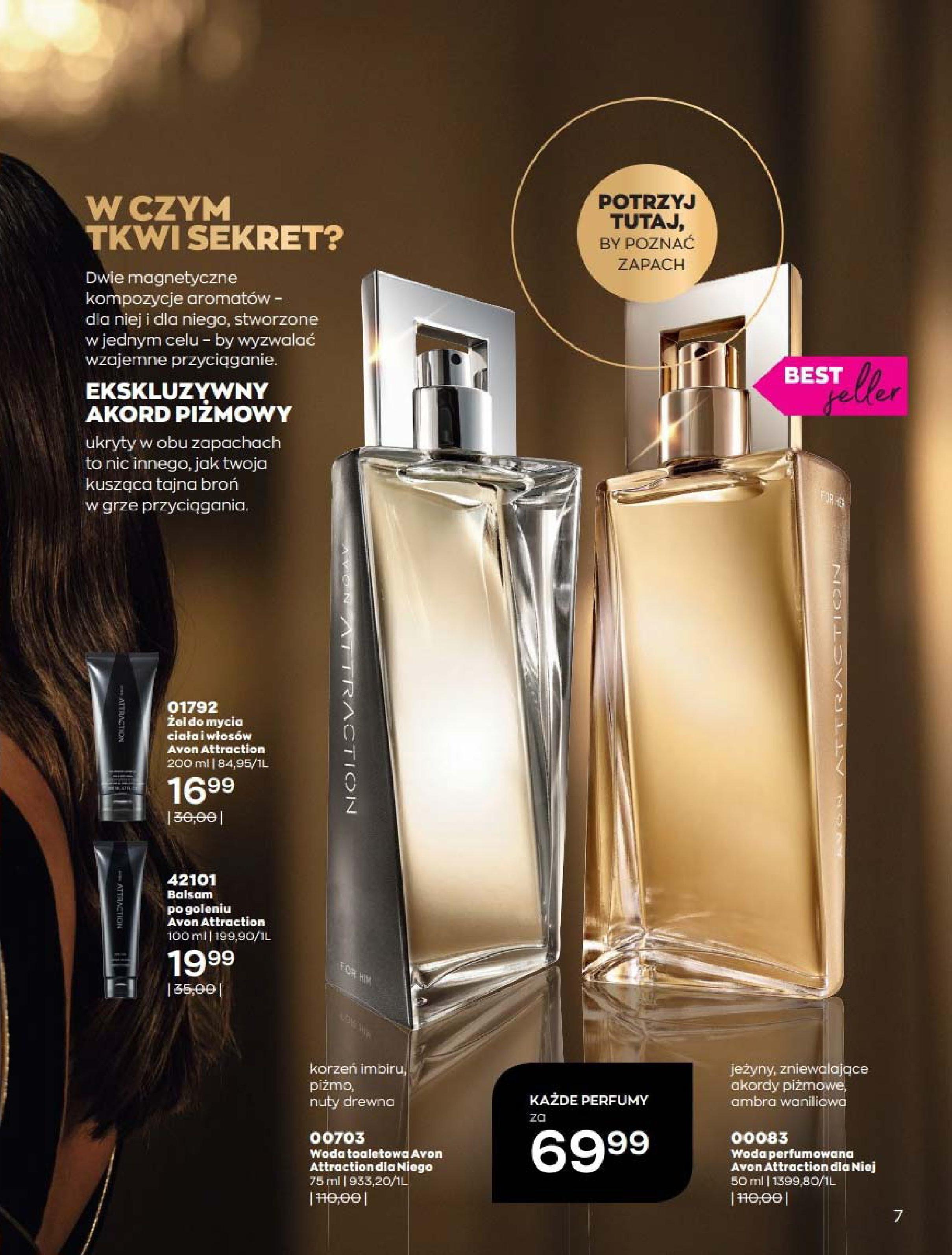 Gazetka Avon: Katalog Luty 2021 2021-02-01 page-7