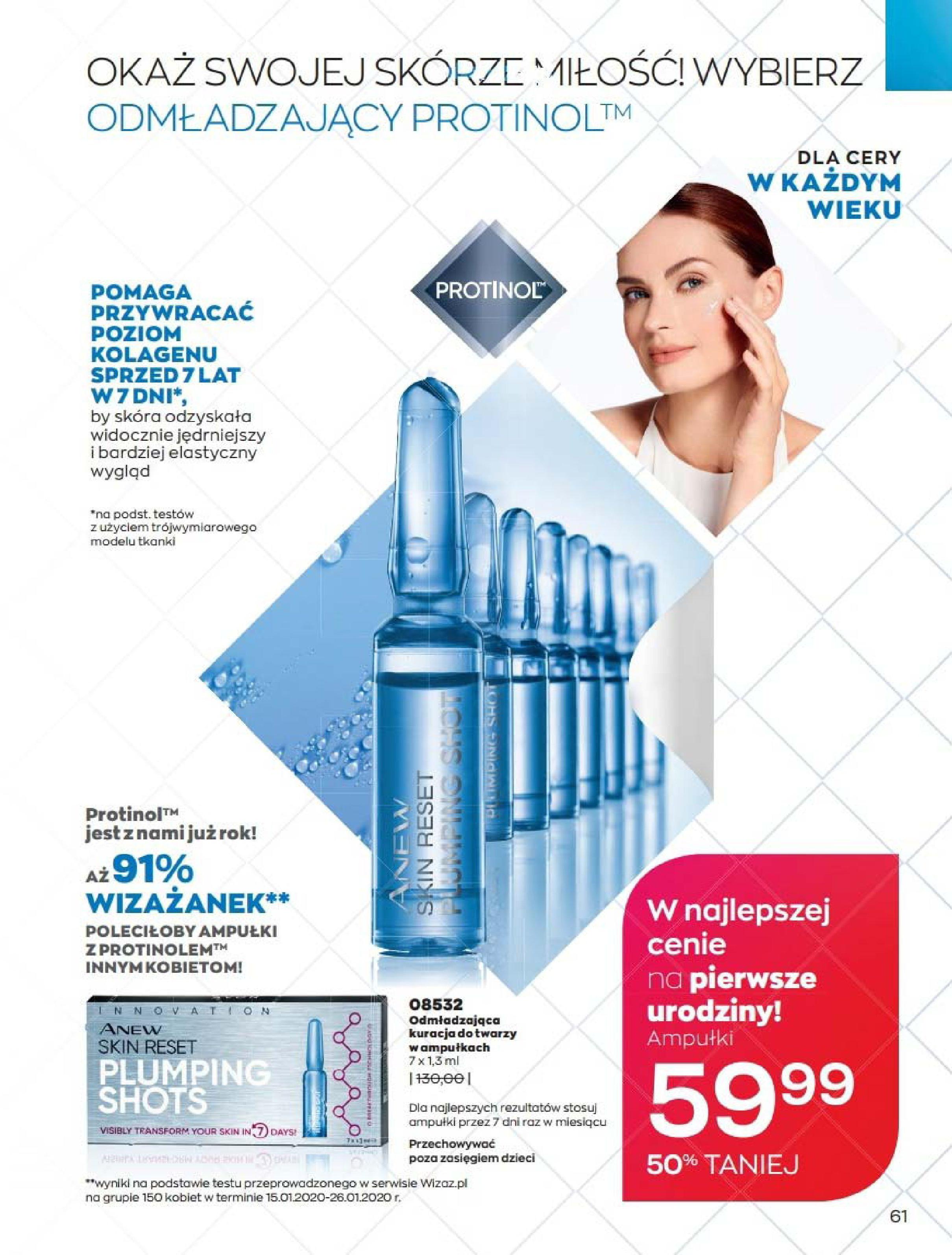 Gazetka Avon: Katalog Luty 2021 2021-02-01 page-61