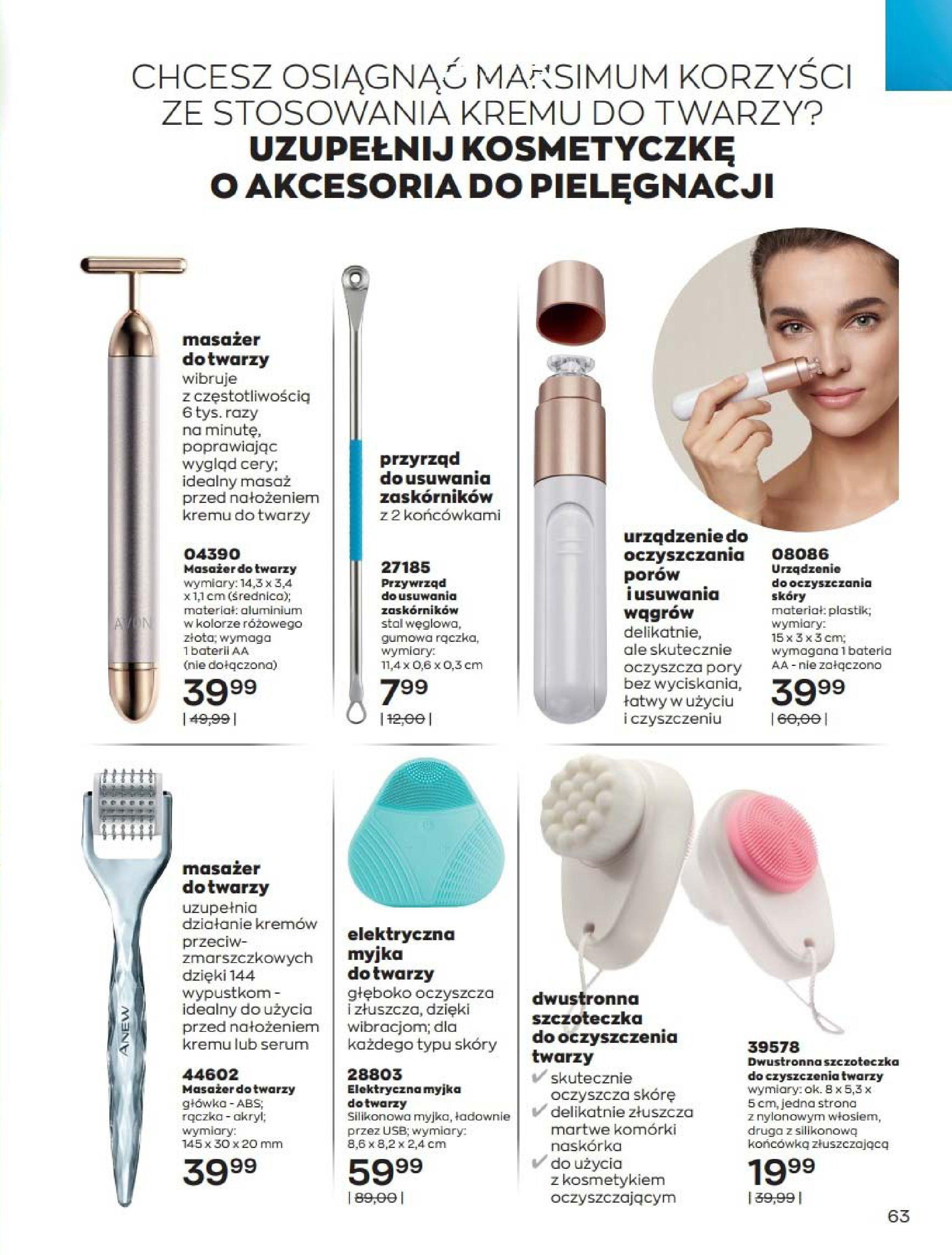 Gazetka Avon: Katalog Luty 2021 2021-02-01 page-63