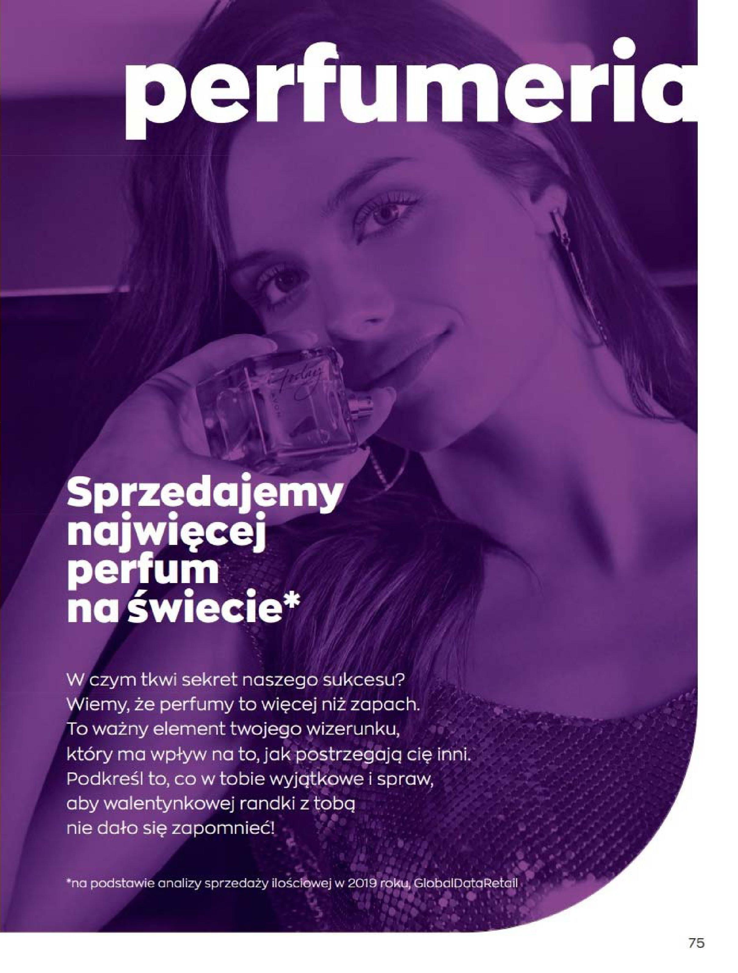 Gazetka Avon: Katalog Luty 2021 2021-02-01 page-75