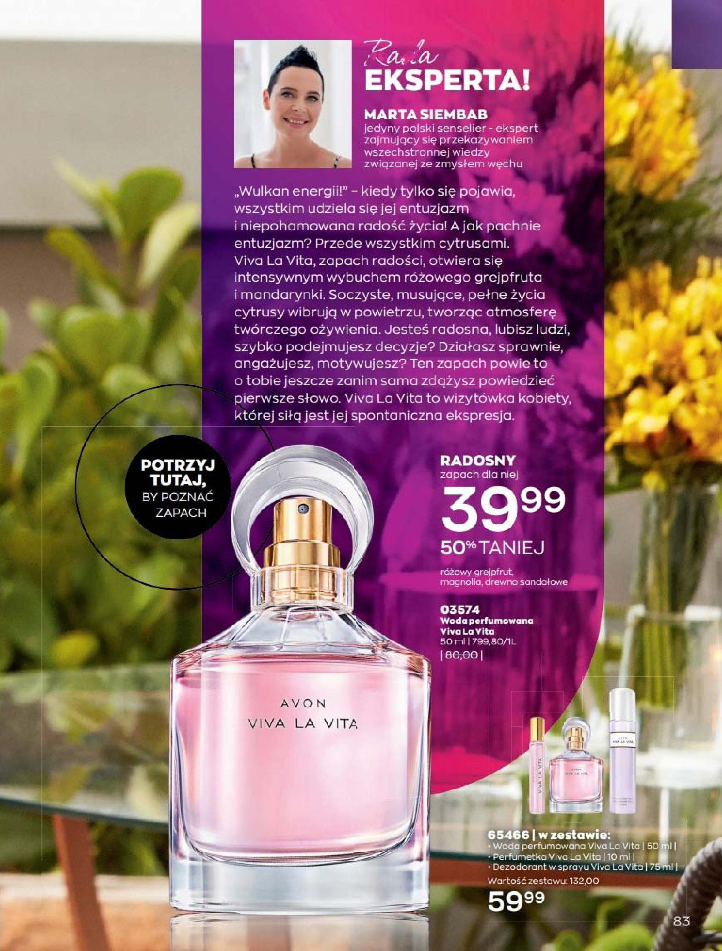 Gazetka Avon: Katalog Luty 2021 2021-02-01 page-83