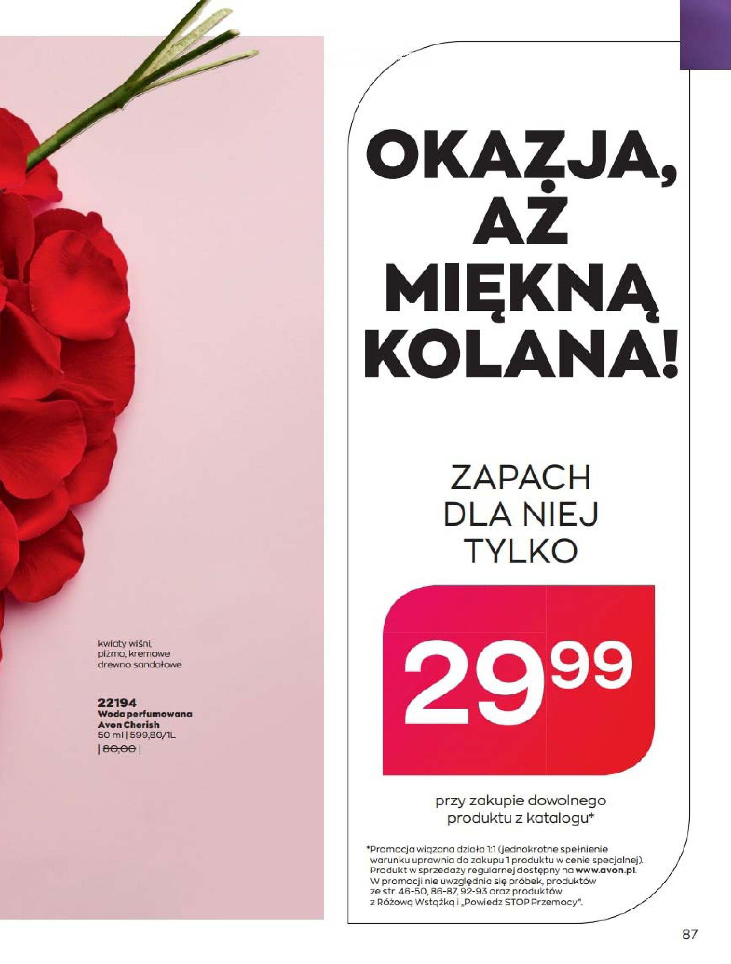 Gazetka Avon: Katalog Luty 2021 2021-02-01 page-87