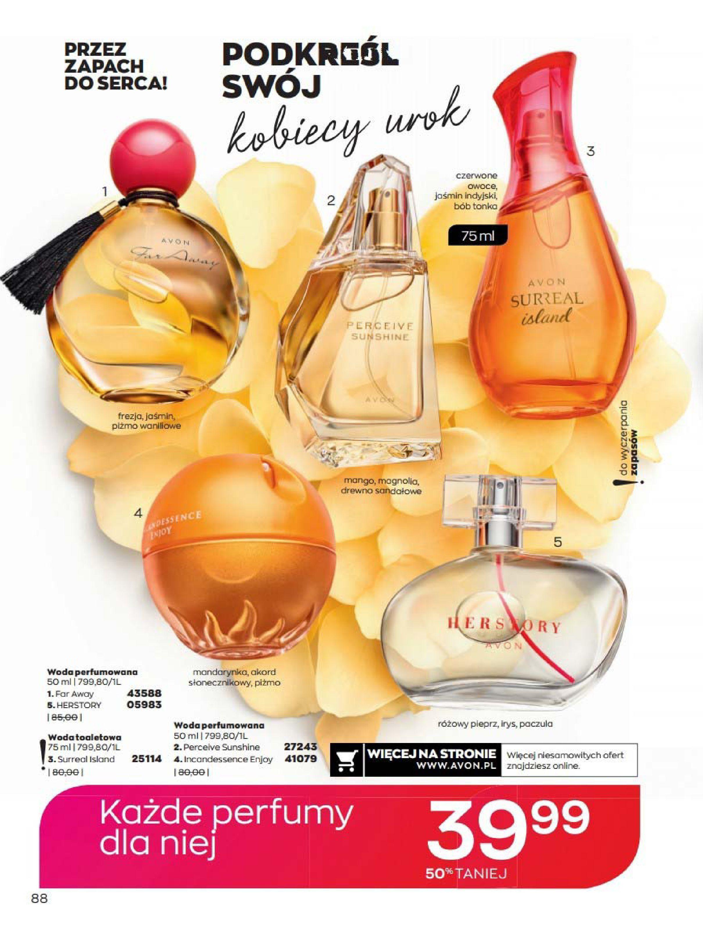 Gazetka Avon: Katalog Luty 2021 2021-02-01 page-88