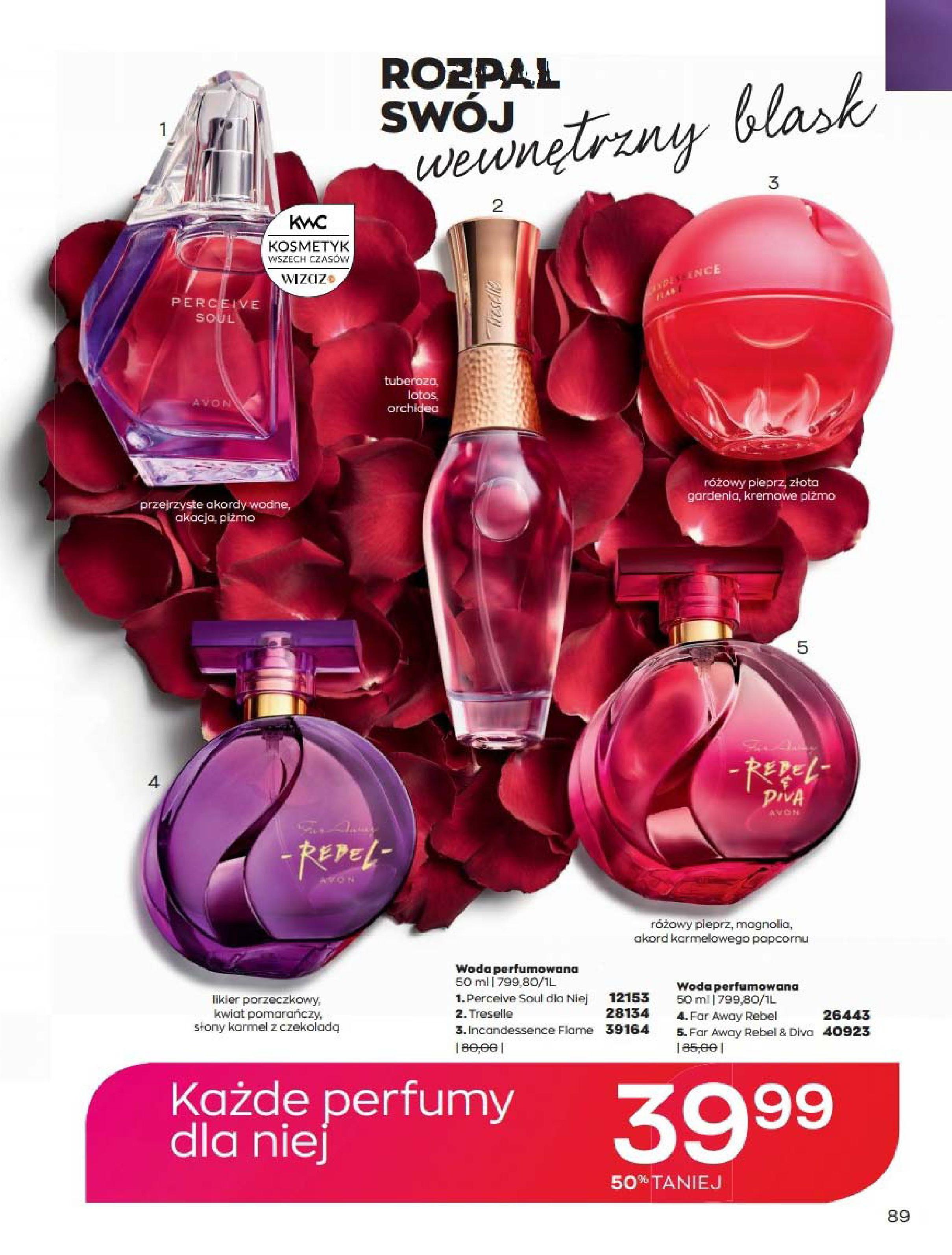 Gazetka Avon: Katalog Luty 2021 2021-02-01 page-89