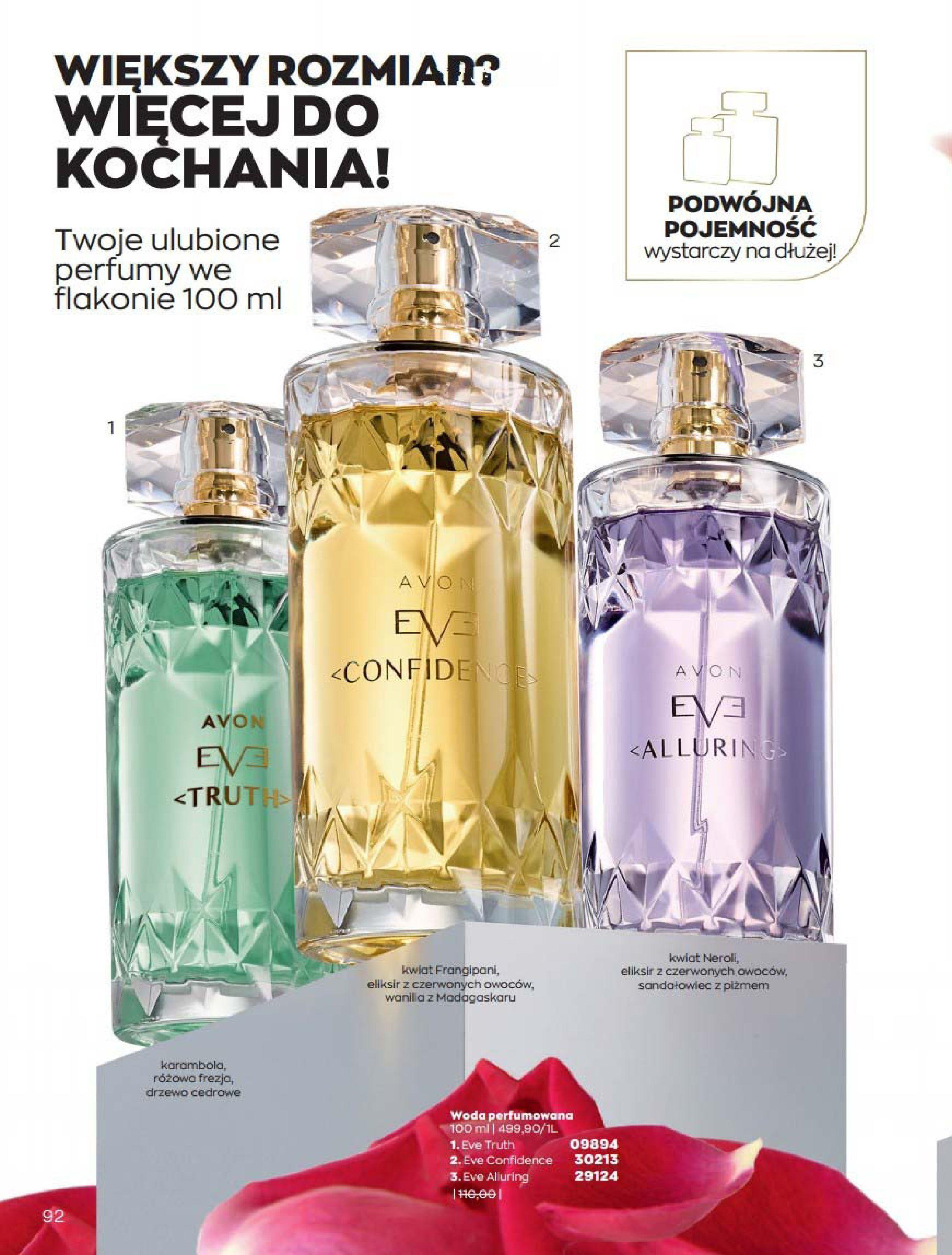 Gazetka Avon: Katalog Luty 2021 2021-02-01 page-92