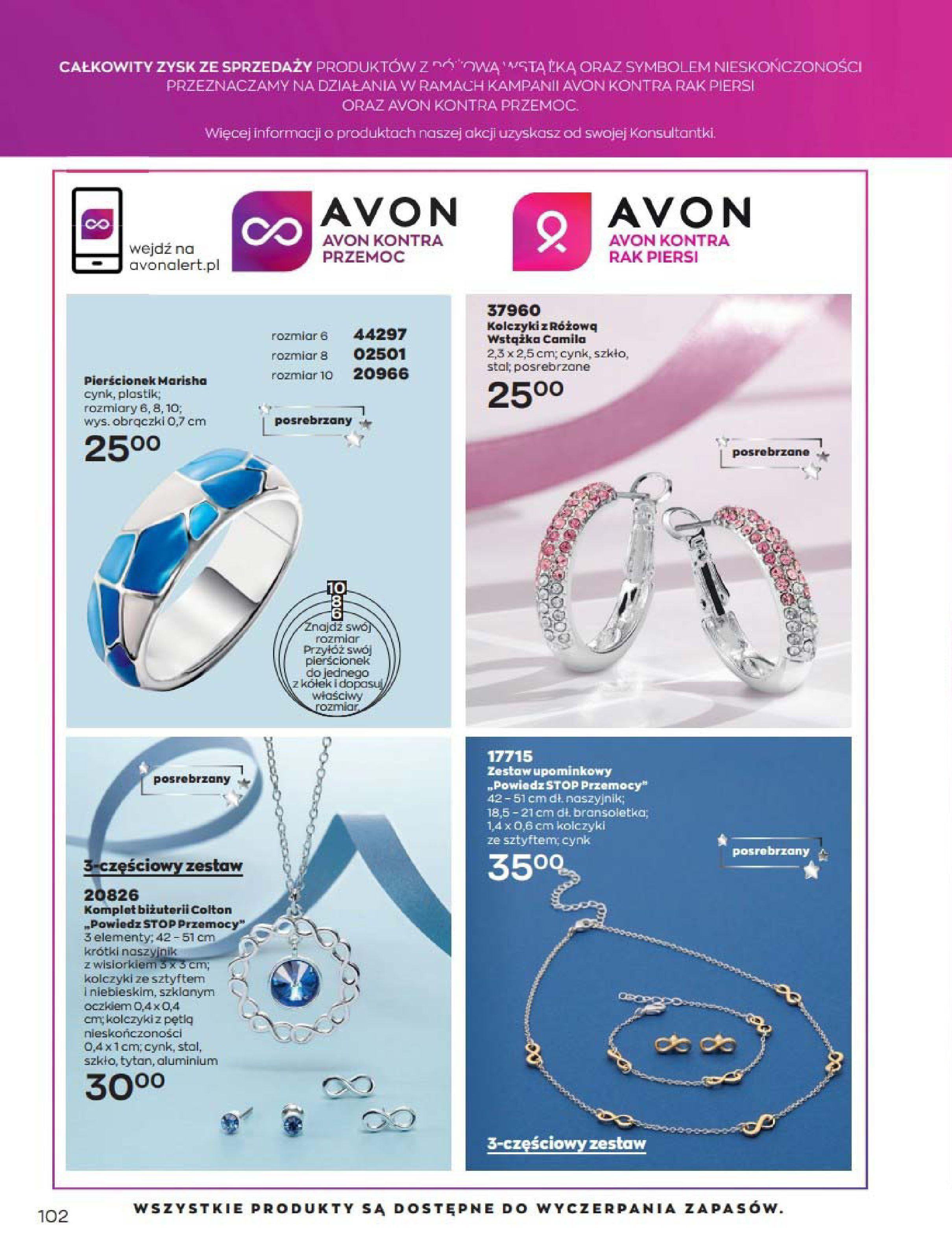 Gazetka Avon: Katalog Luty 2021 2021-02-01 page-102