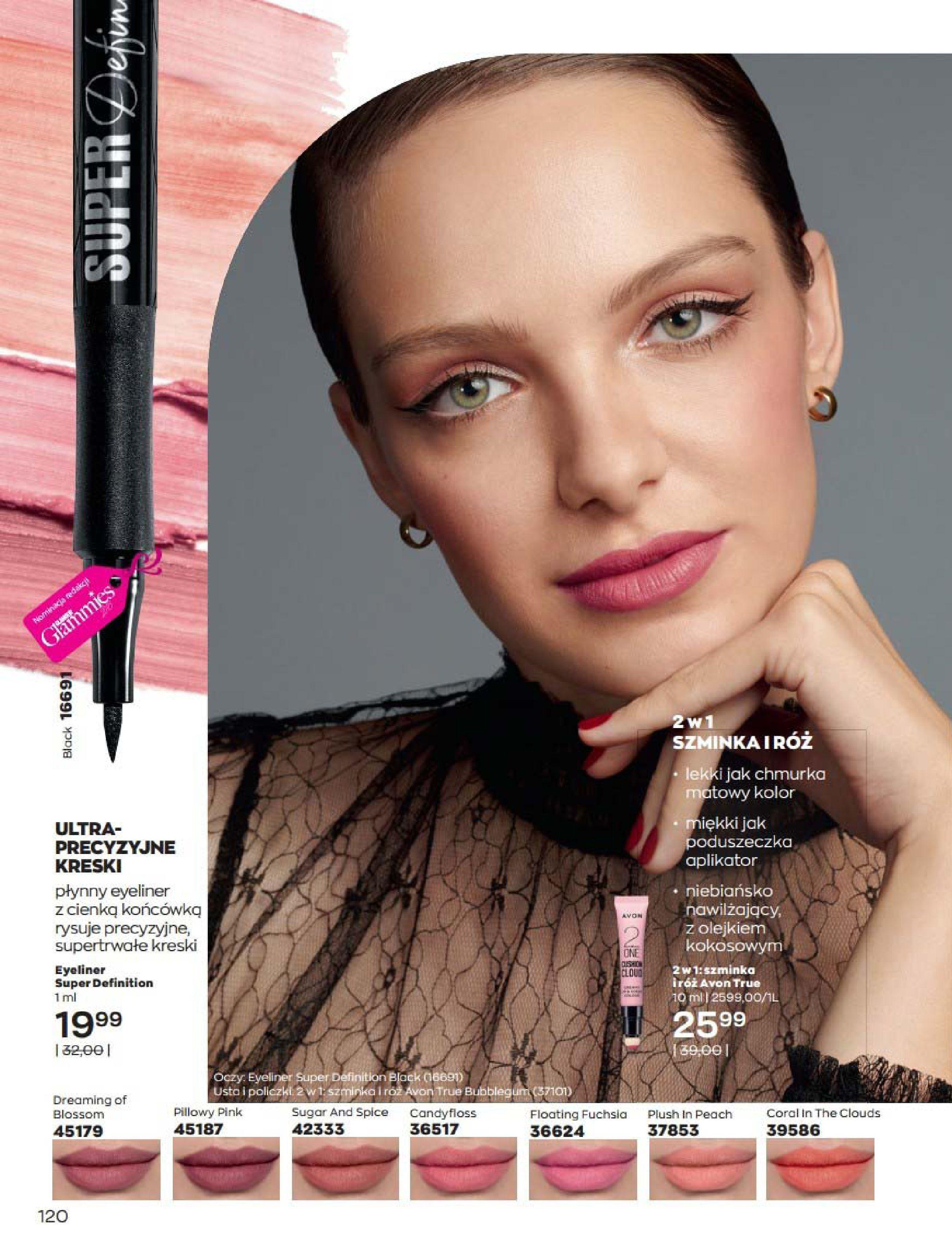 Gazetka Avon: Katalog Luty 2021 2021-02-01 page-120