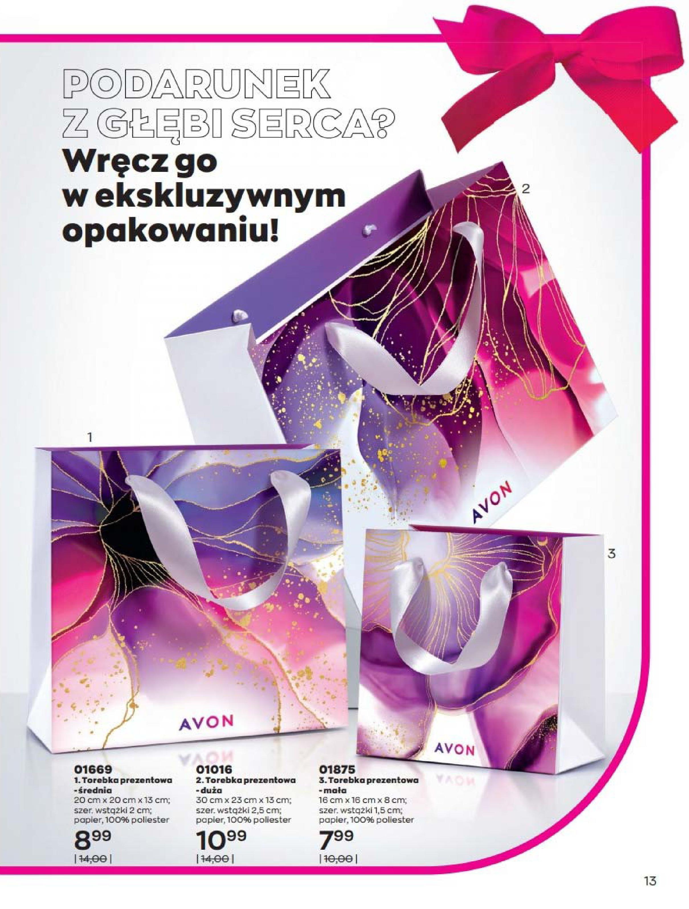 Gazetka Avon: Katalog Luty 2021 2021-02-01 page-13