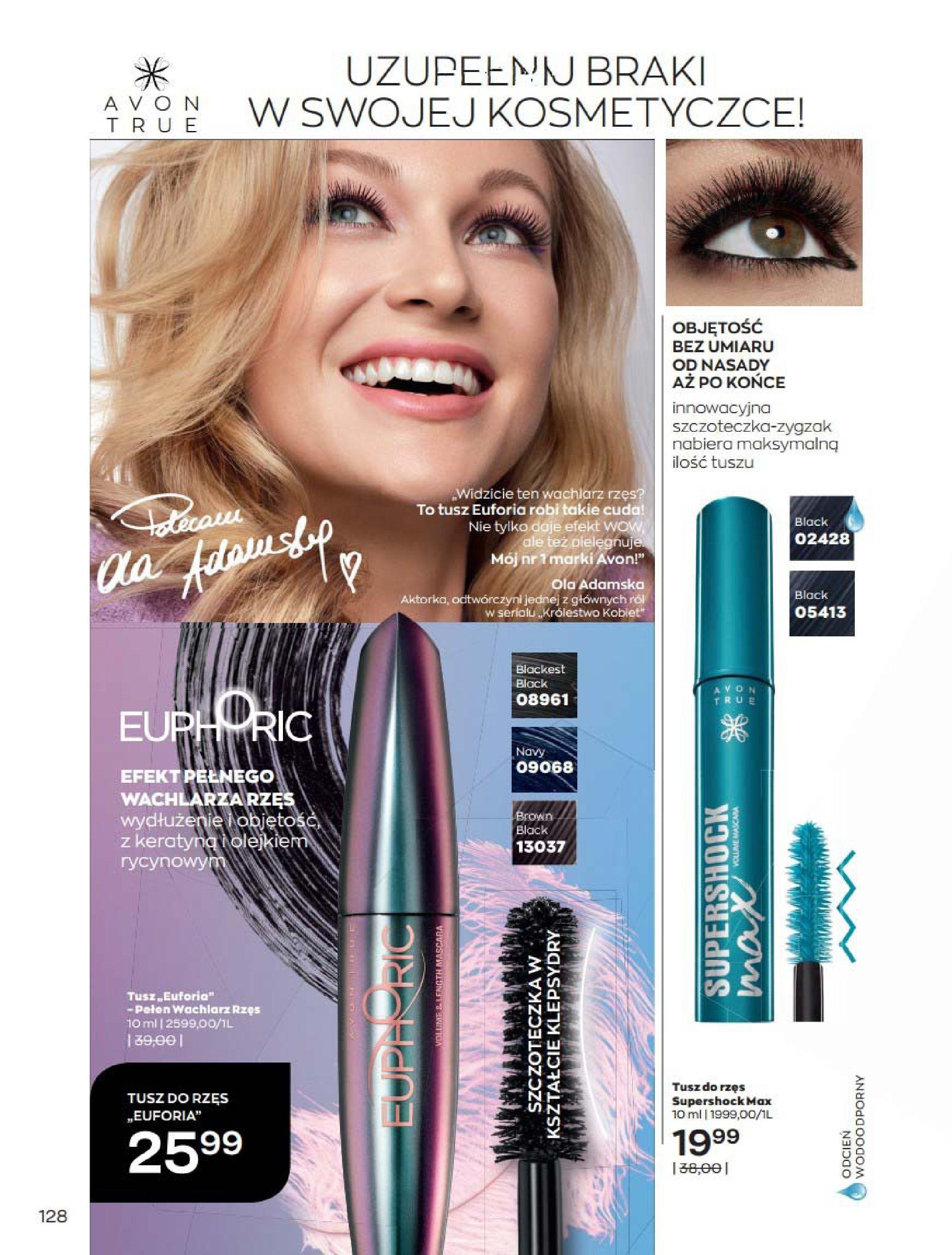 Gazetka Avon: Katalog Luty 2021 2021-02-01 page-128