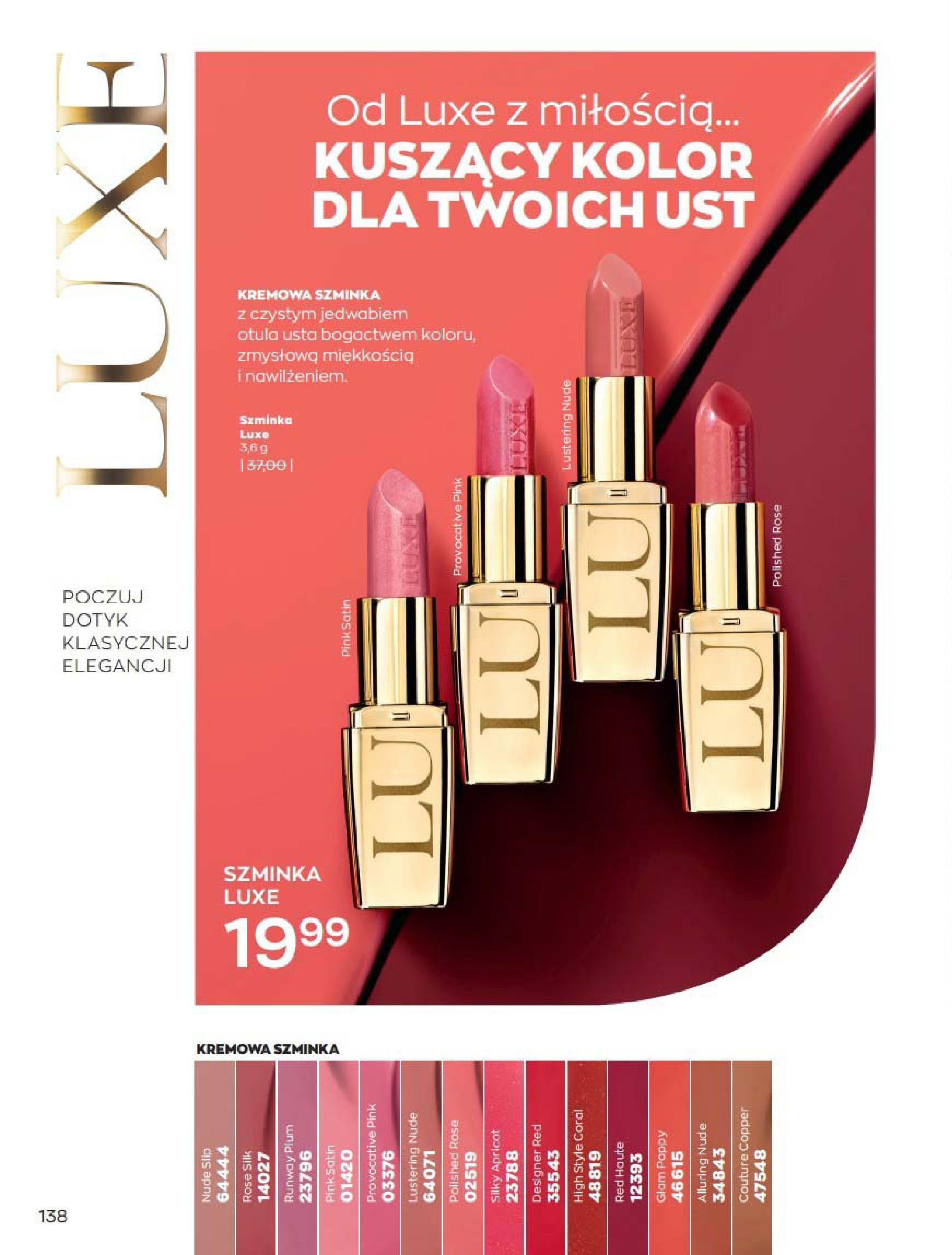 Gazetka Avon: Katalog Luty 2021 2021-02-01 page-138