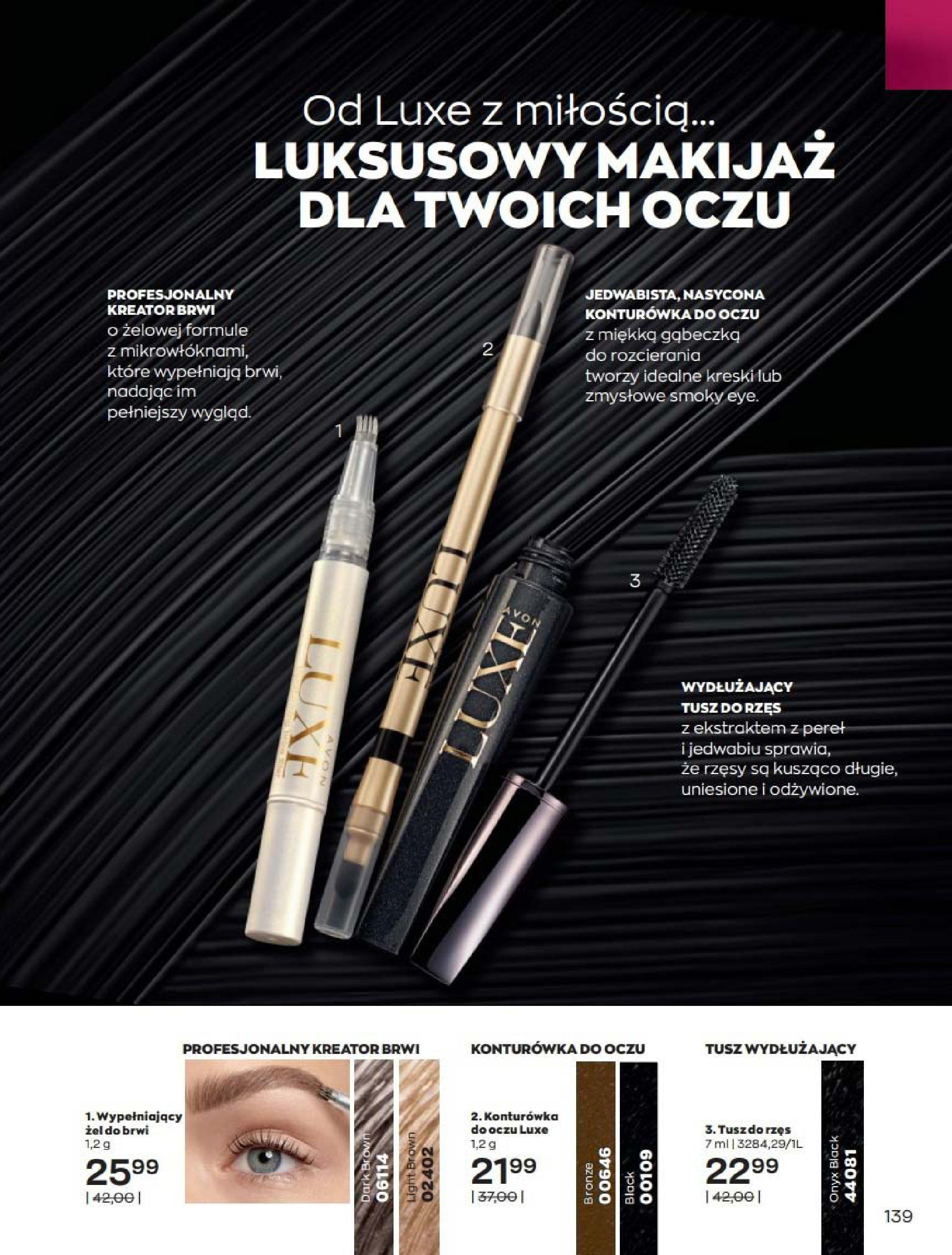 Gazetka Avon: Katalog Luty 2021 2021-02-01 page-139