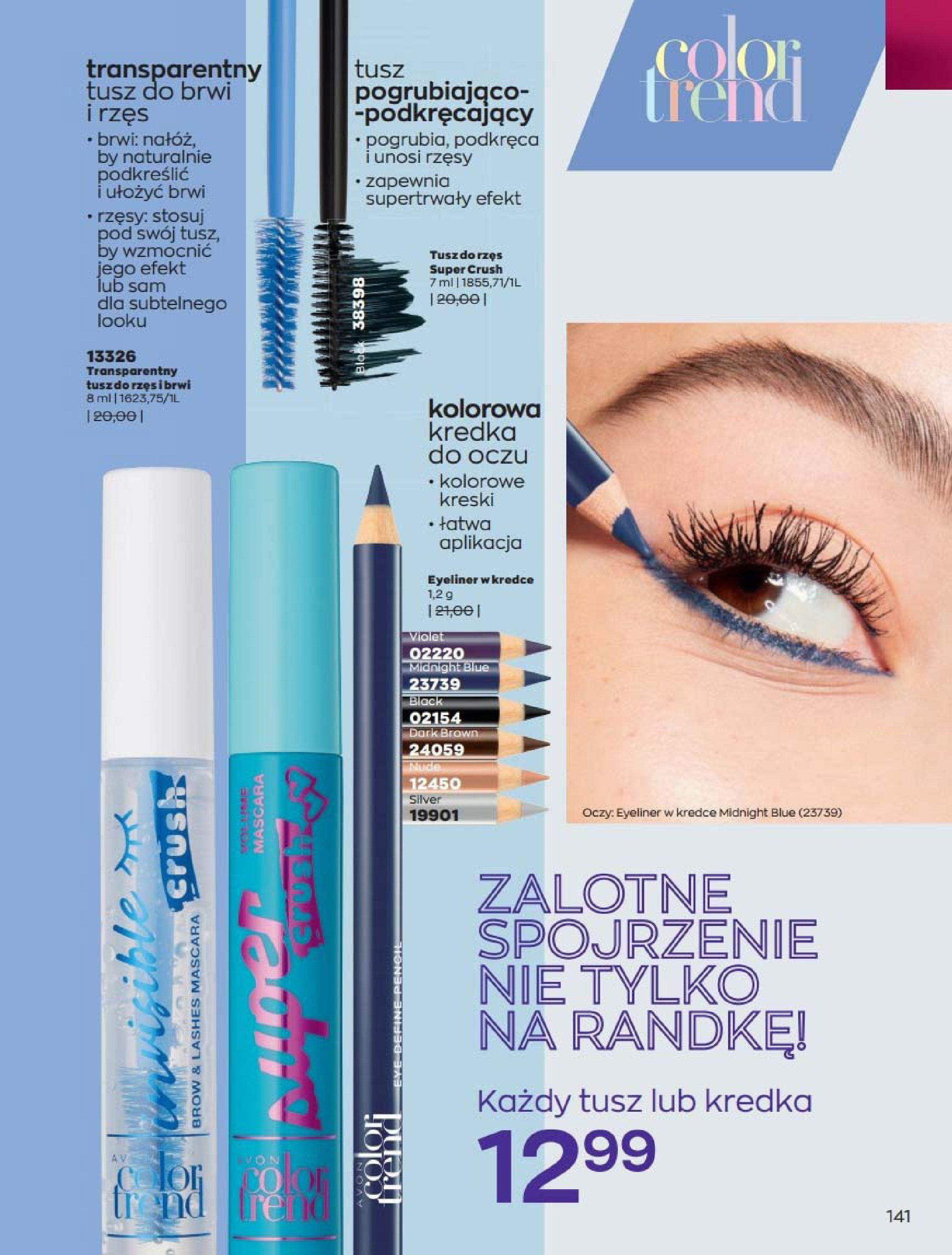 Gazetka Avon: Katalog Luty 2021 2021-02-01 page-141