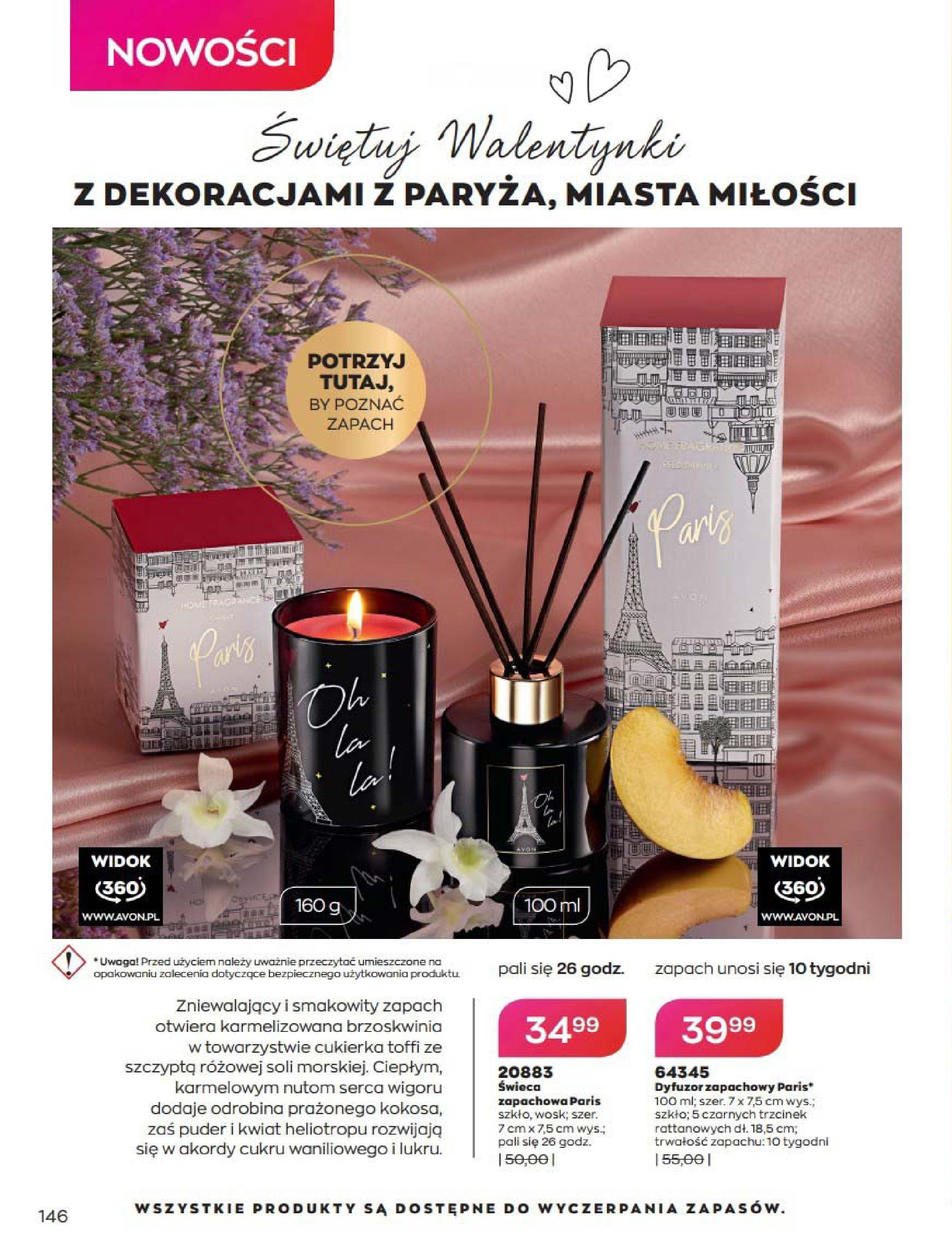 Gazetka Avon: Katalog Luty 2021 2021-02-01 page-146