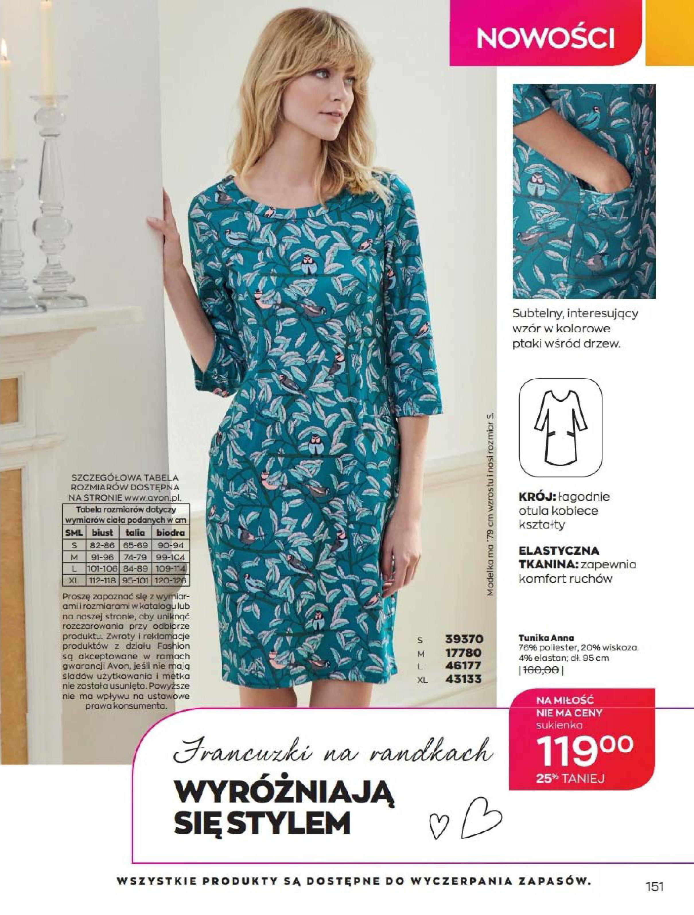 Gazetka Avon: Katalog Luty 2021 2021-02-01 page-151