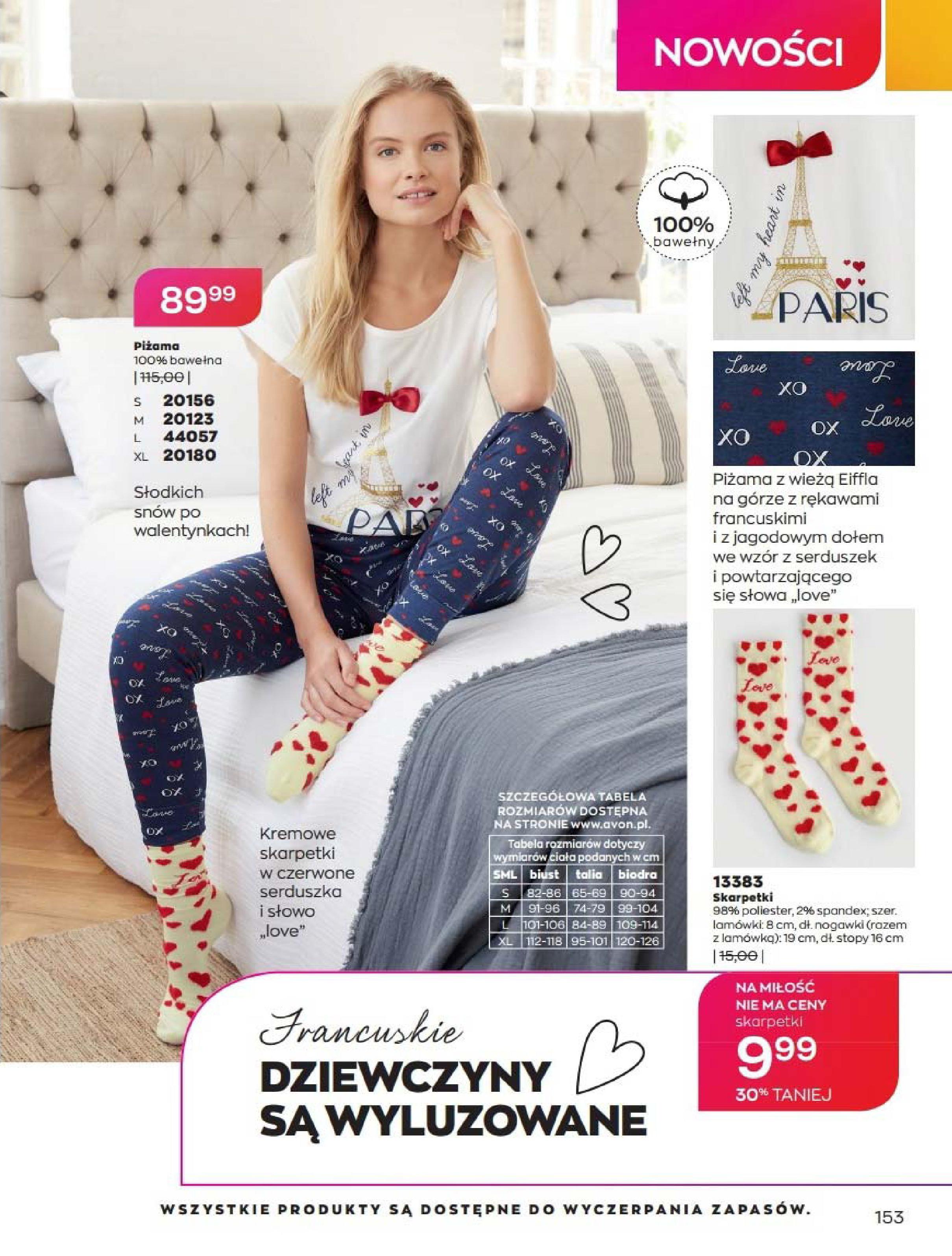 Gazetka Avon: Katalog Luty 2021 2021-02-01 page-153