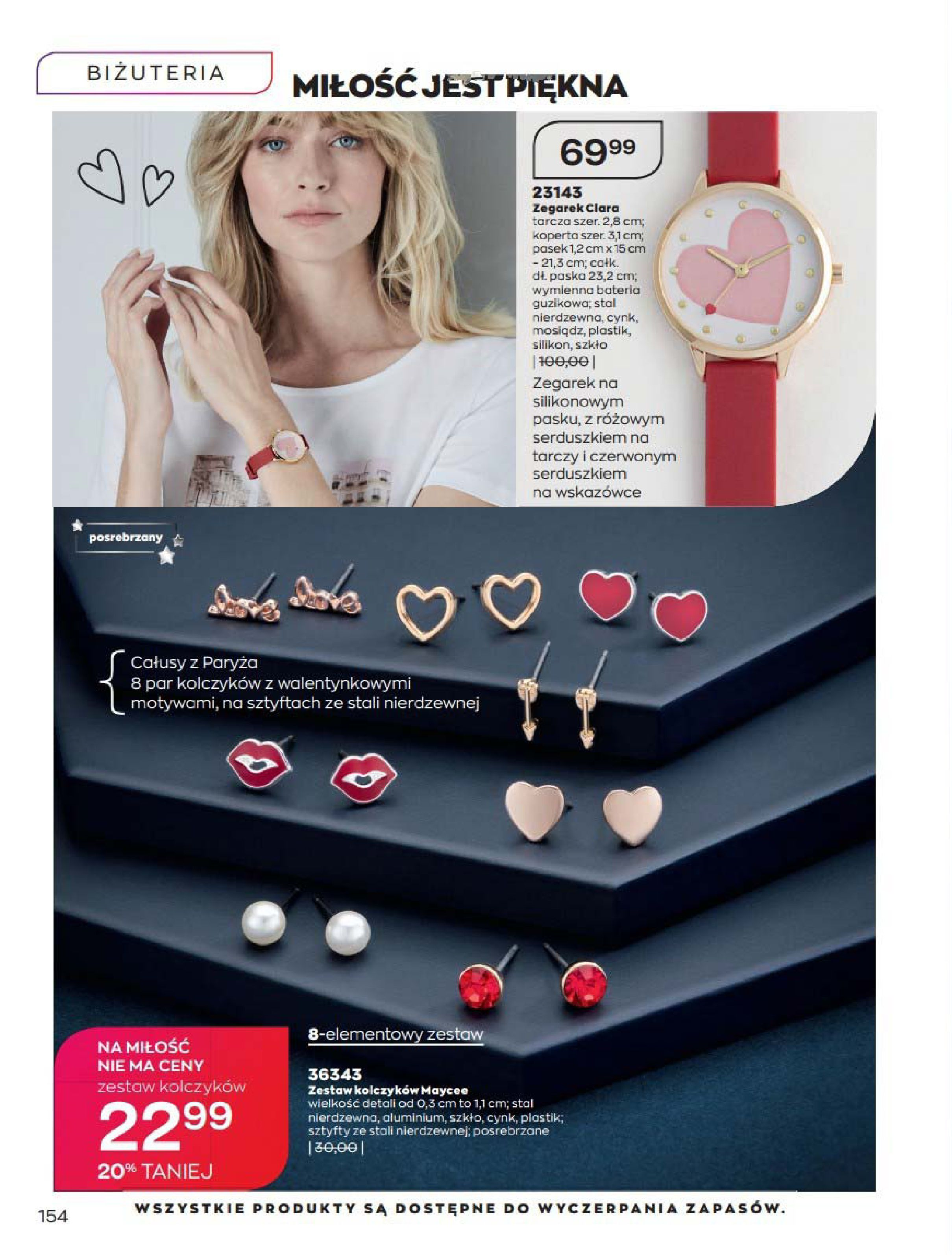 Gazetka Avon: Katalog Luty 2021 2021-02-01 page-154