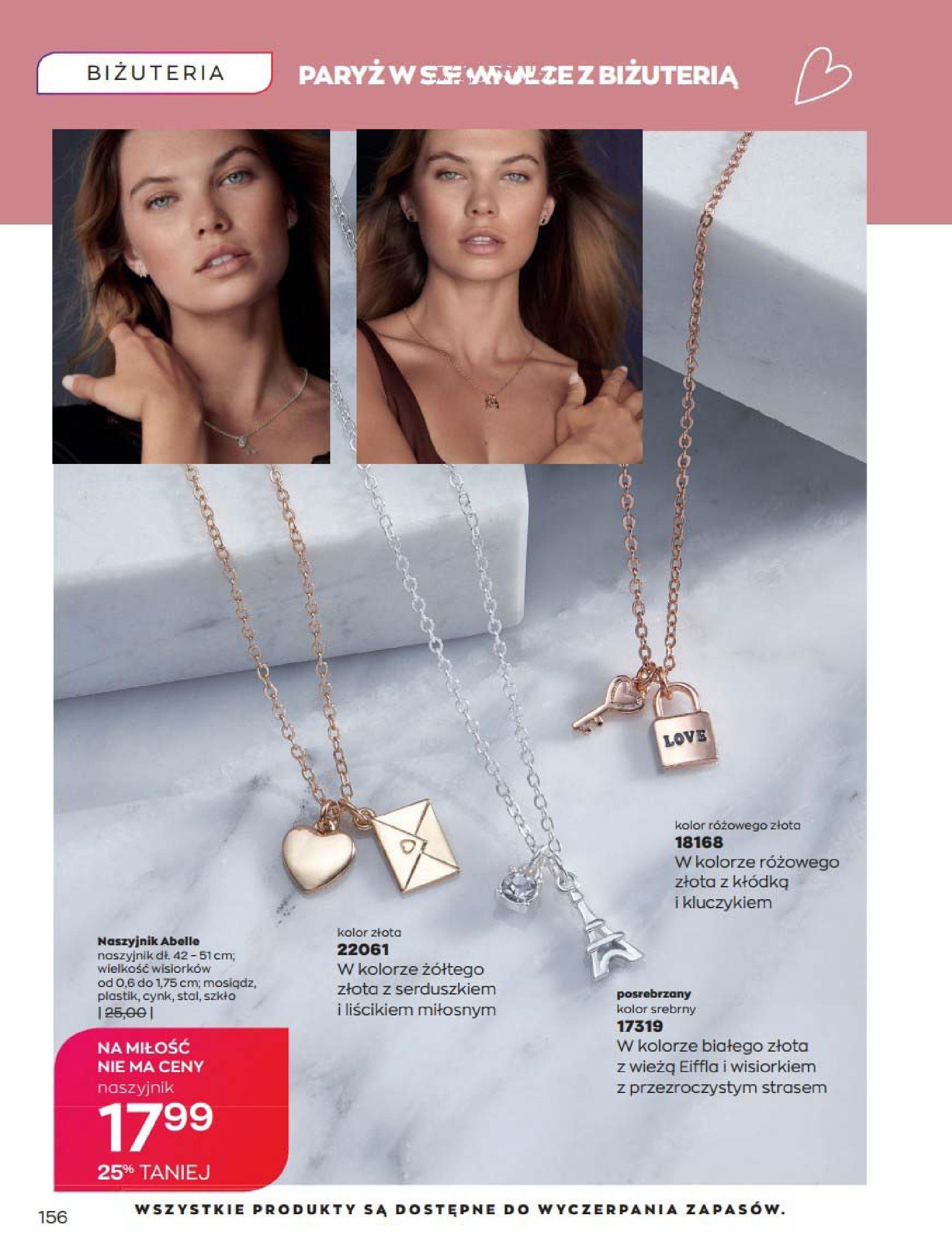 Gazetka Avon: Katalog Luty 2021 2021-02-01 page-156