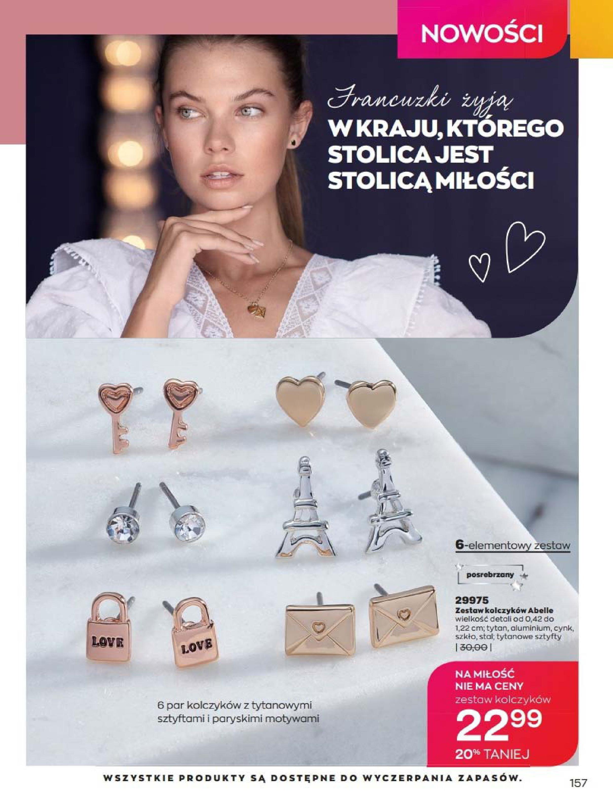 Gazetka Avon: Katalog Luty 2021 2021-02-01 page-157