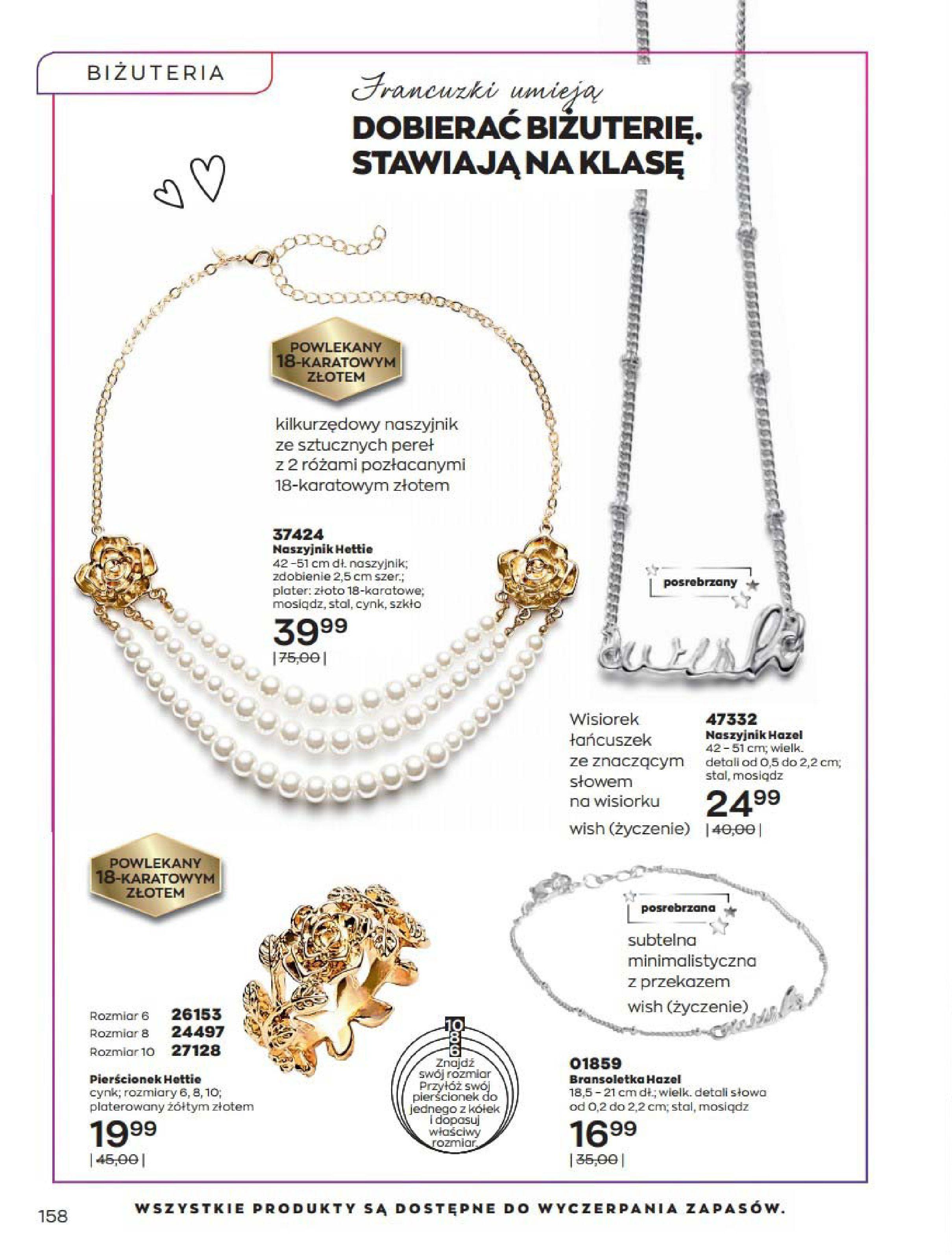 Gazetka Avon: Katalog Luty 2021 2021-02-01 page-158