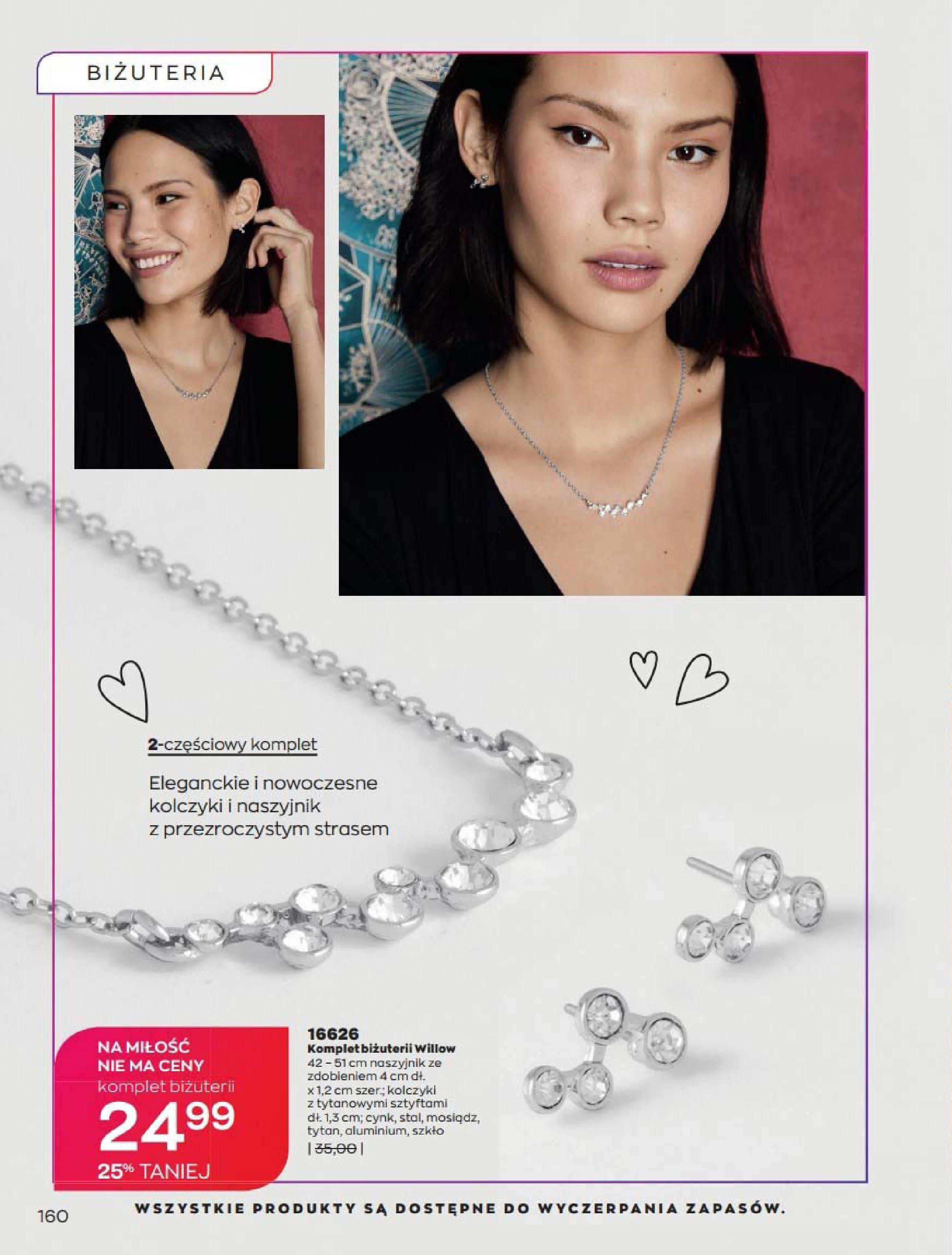 Gazetka Avon: Katalog Luty 2021 2021-02-01 page-160