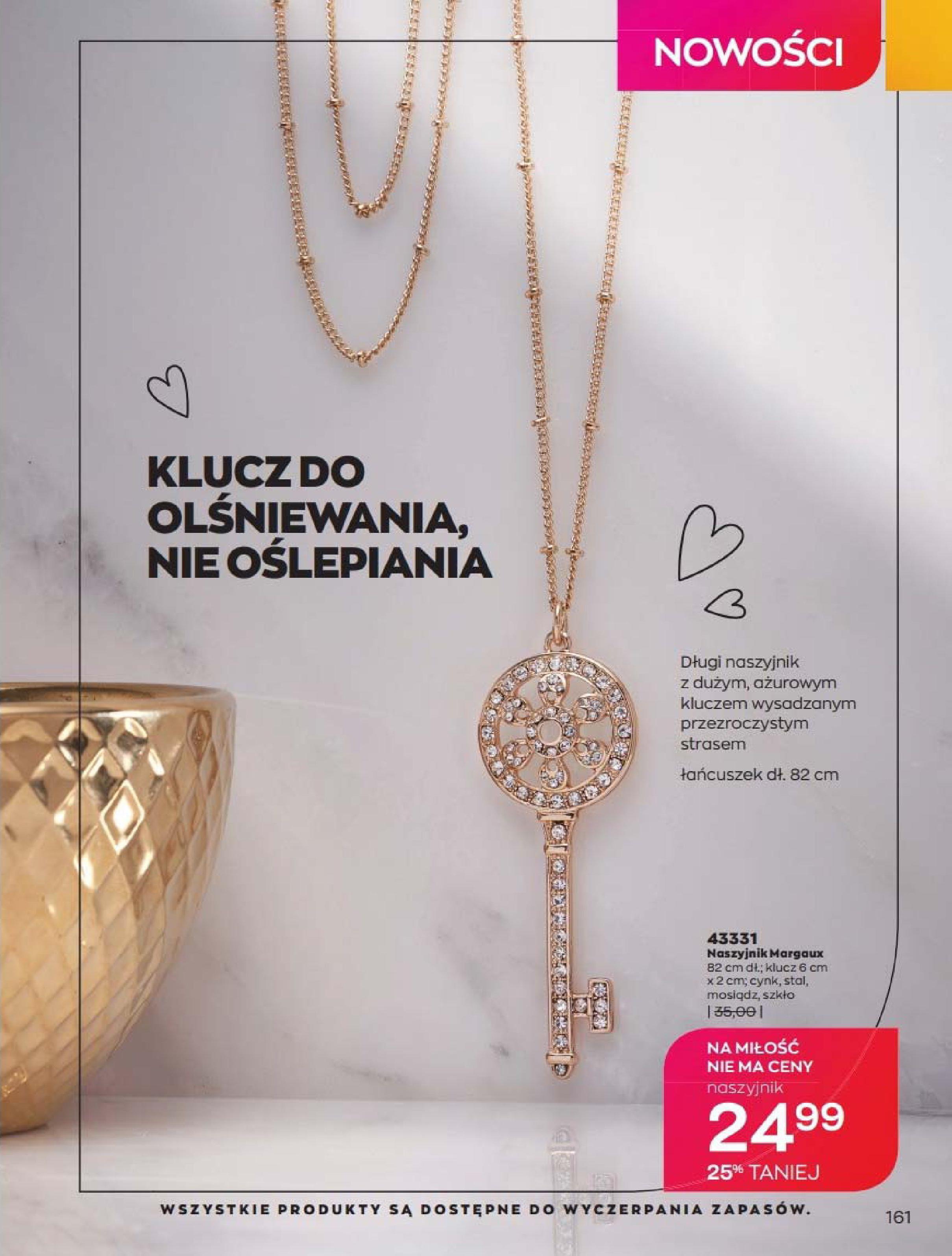 Gazetka Avon: Katalog Luty 2021 2021-02-01 page-161