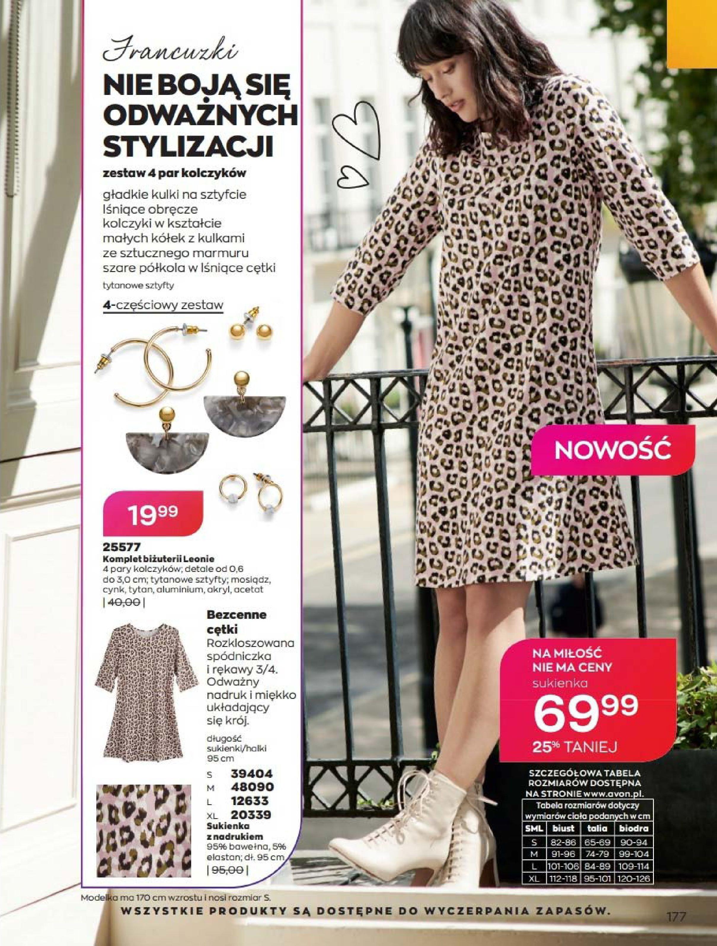 Gazetka Avon: Katalog Luty 2021 2021-02-01 page-177