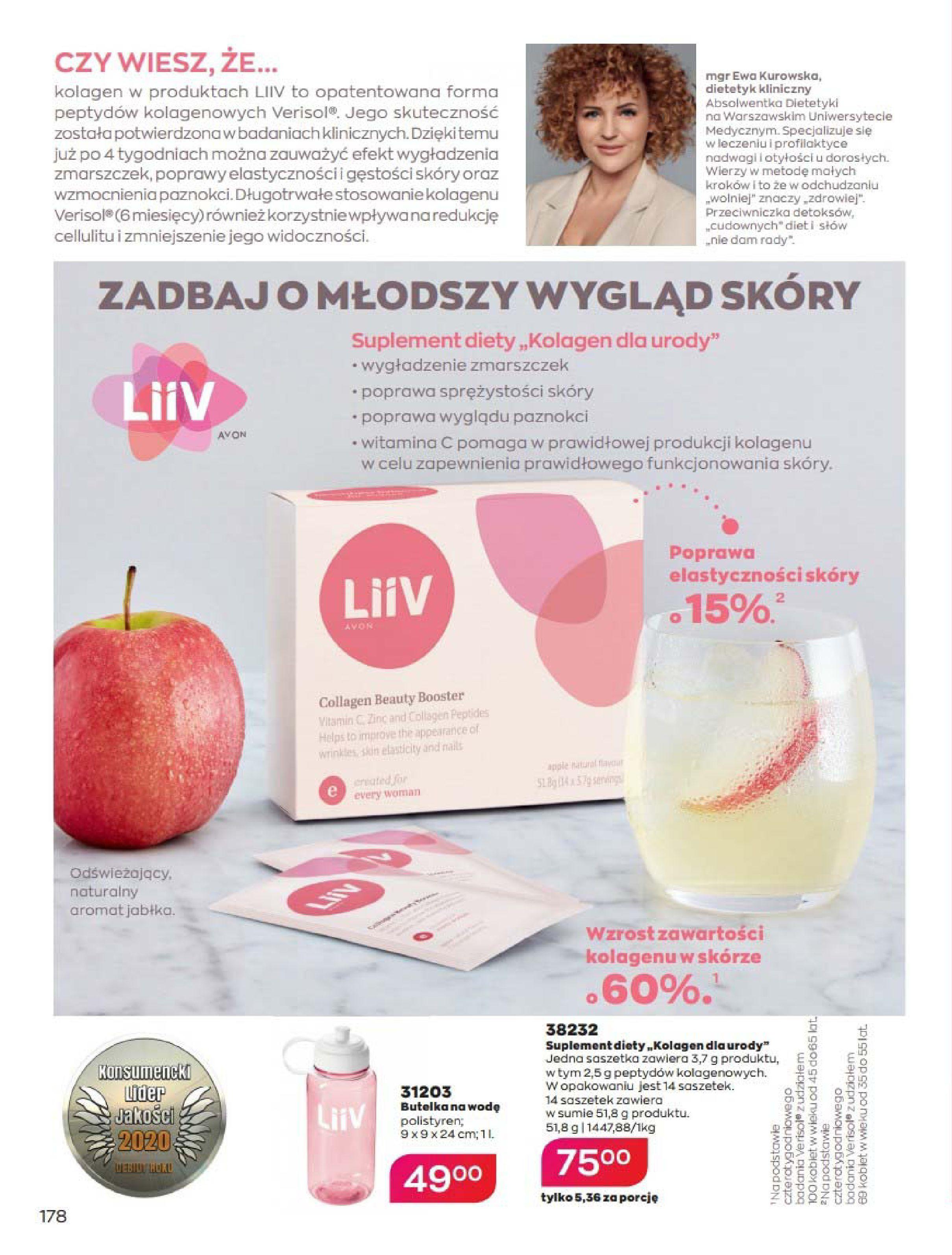Gazetka Avon: Katalog Luty 2021 2021-02-01 page-178
