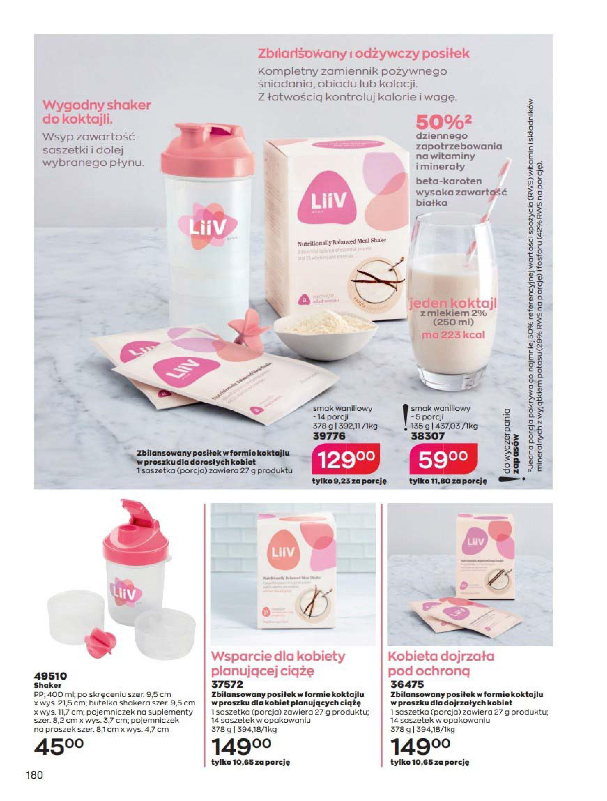 Gazetka Avon: Katalog Luty 2021 2021-02-01 page-180
