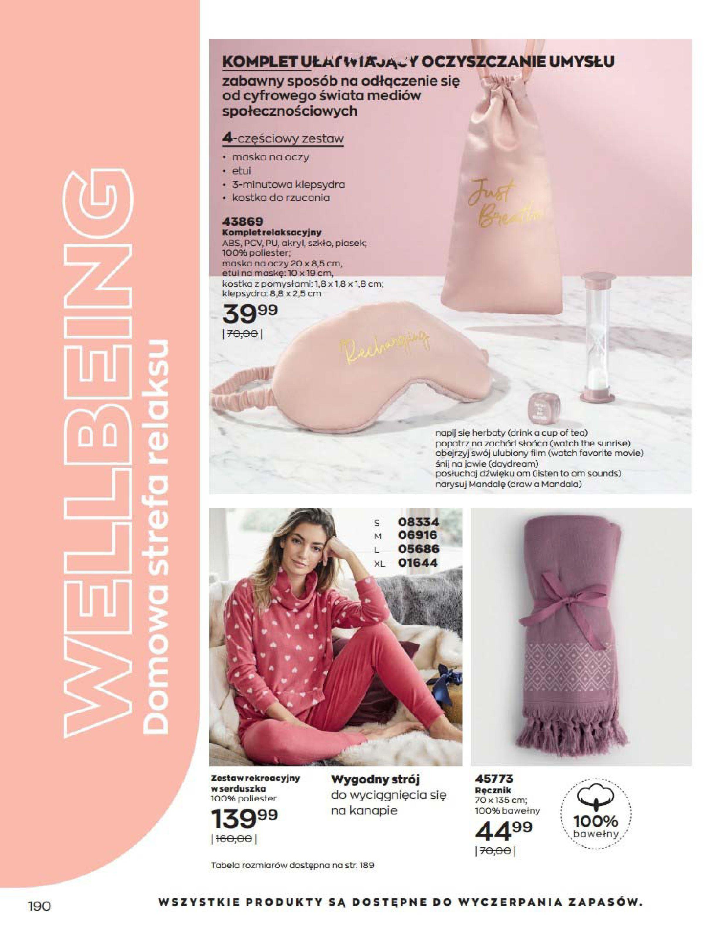 Gazetka Avon: Katalog Luty 2021 2021-02-01 page-190