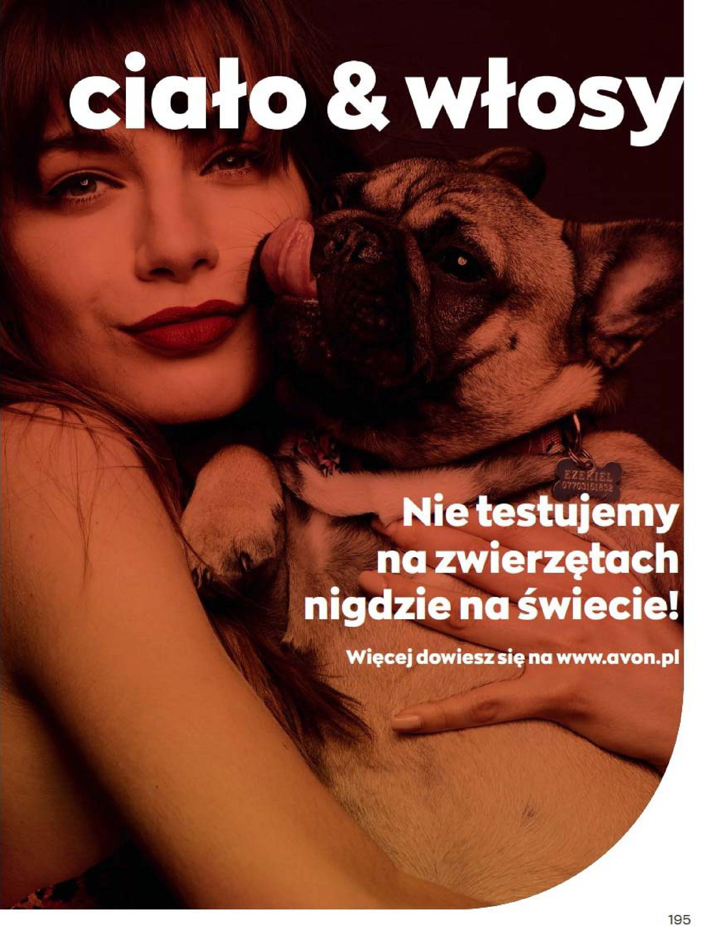 Gazetka Avon: Katalog Luty 2021 2021-02-01 page-195