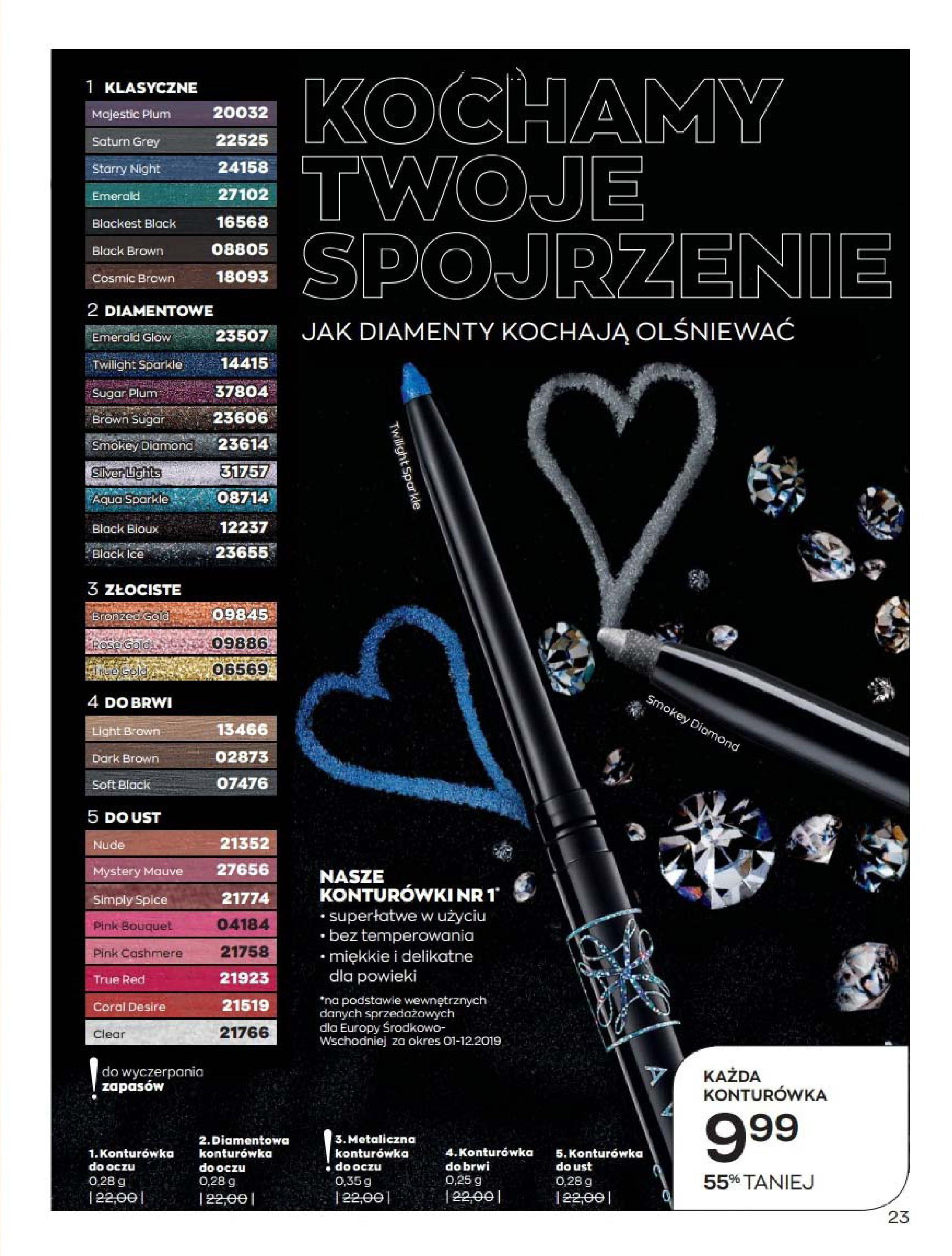 Gazetka Avon: Katalog Luty 2021 2021-02-01 page-23