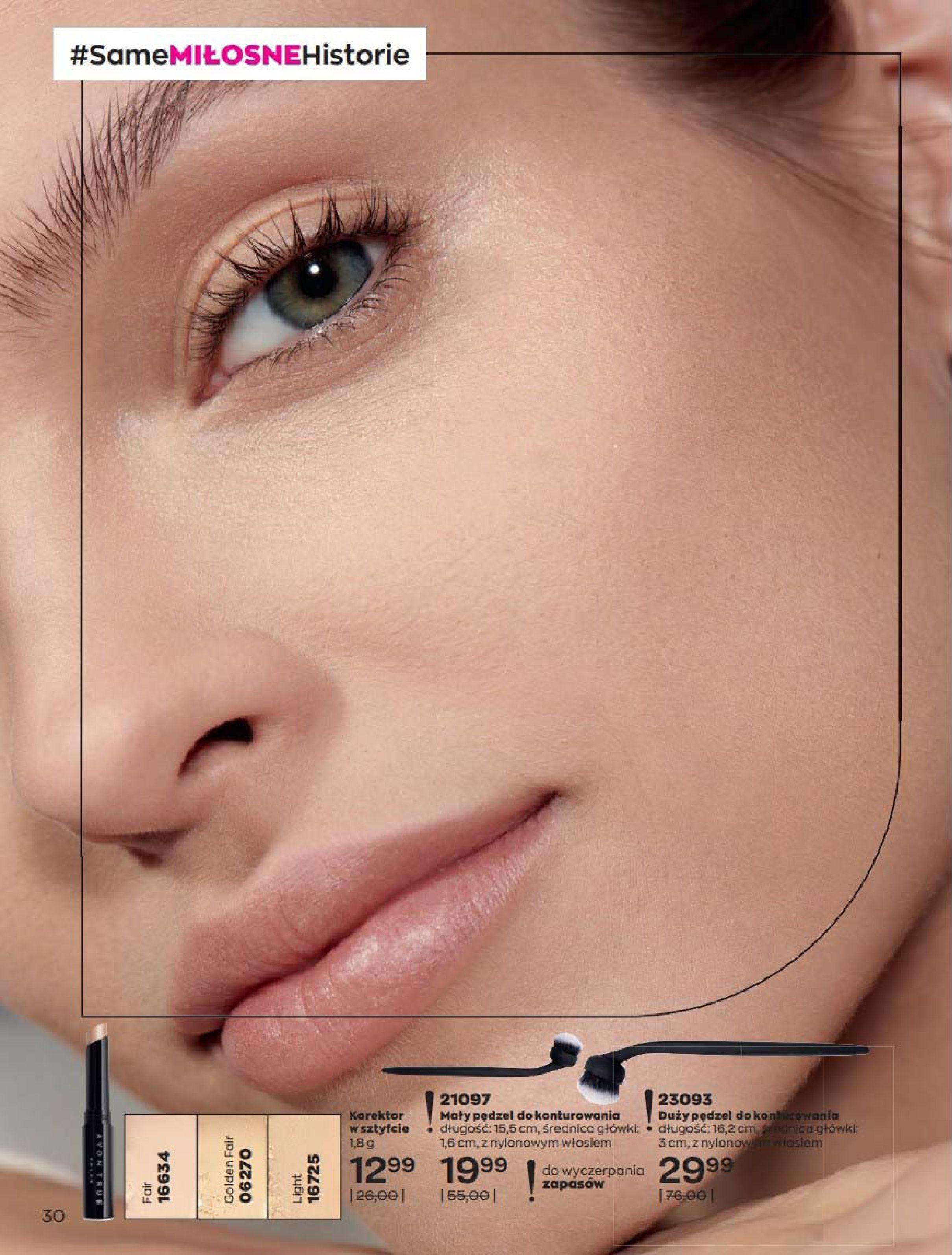 Gazetka Avon: Katalog Luty 2021 2021-02-01 page-30